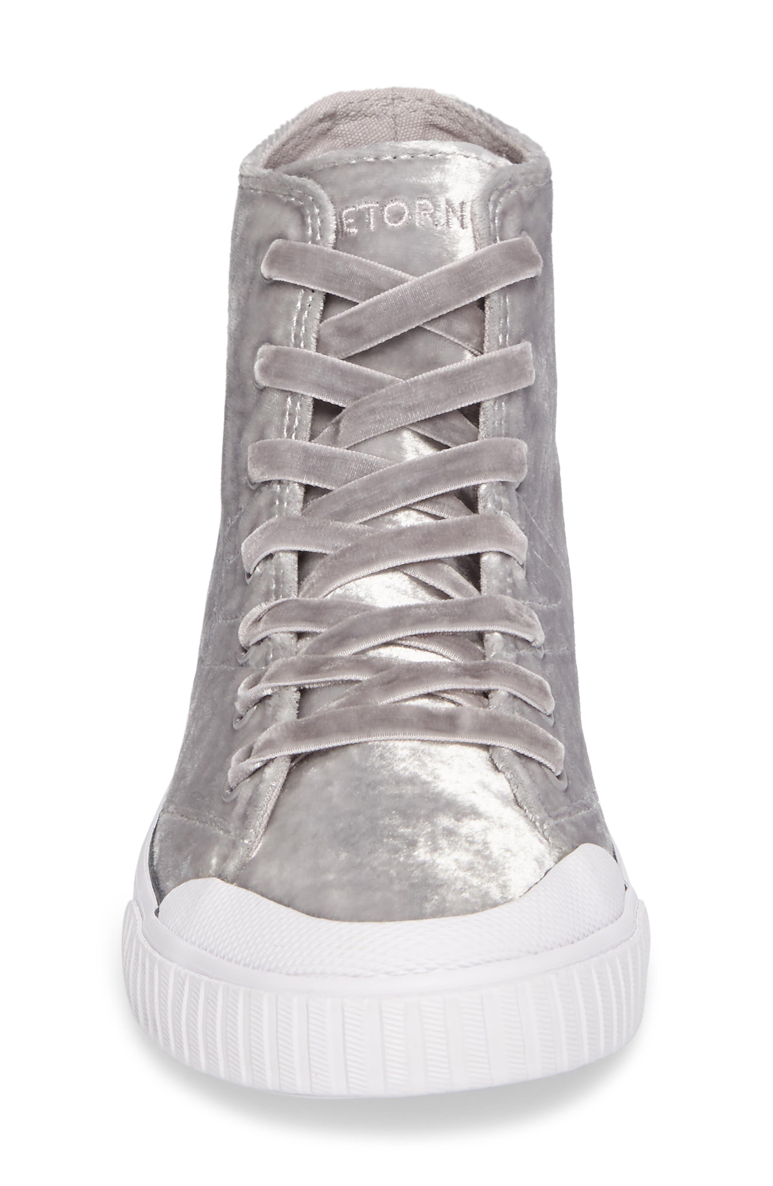 Alternate Image 4  - Tretorn Marley 2 High Top Sneaker (Women)