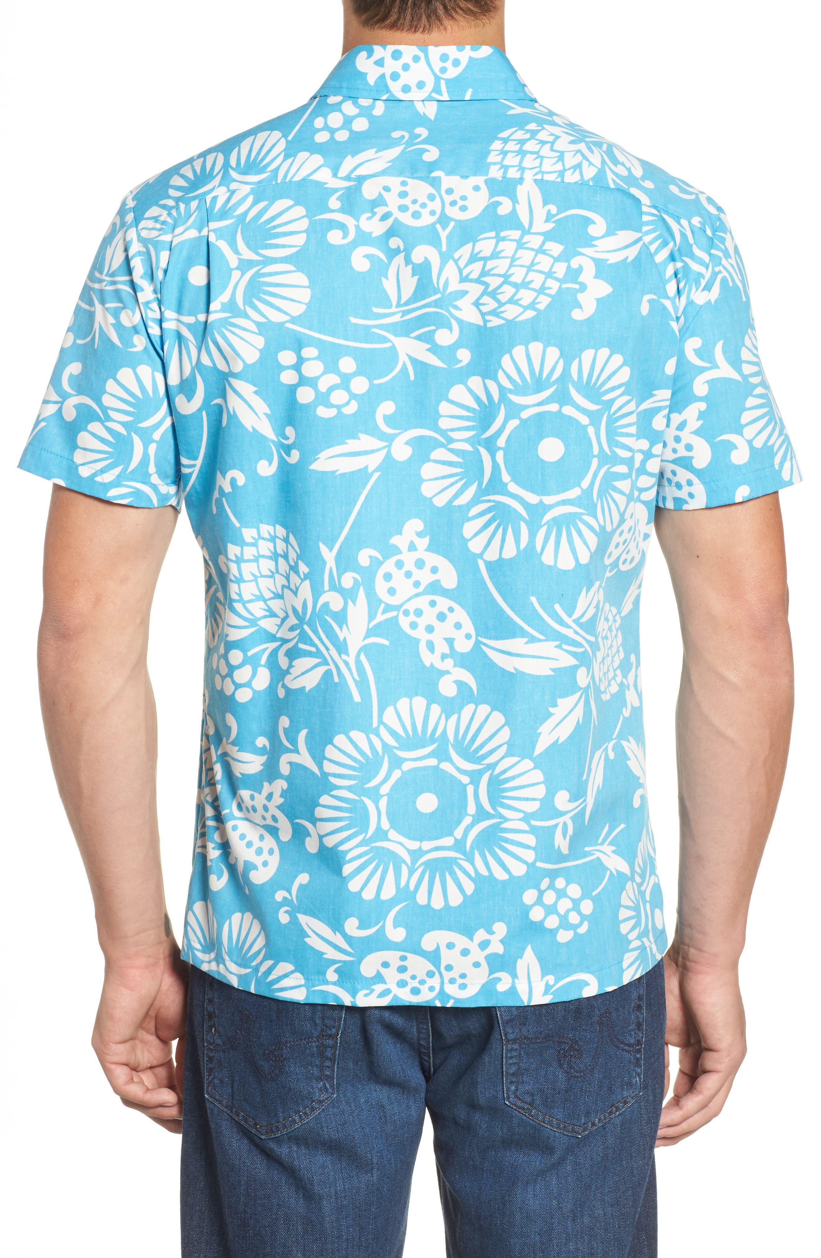 Alternate Image 2  - Kahala 'Dukes Par' Trim Fit Sport Shirt
