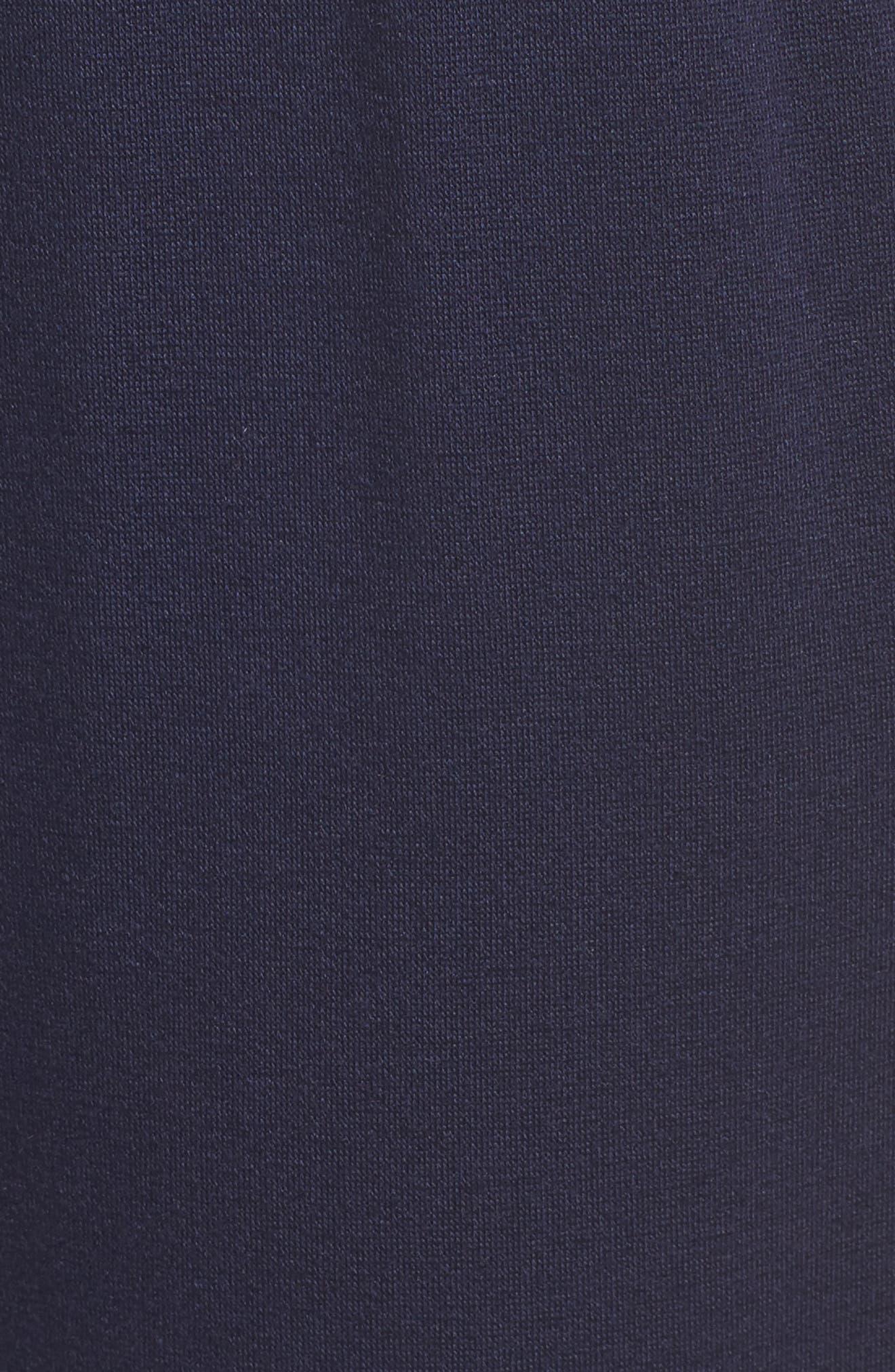Alternate Image 5  - Eileen Fisher Drawstring Waist Knit Pants (Regular & Petite)