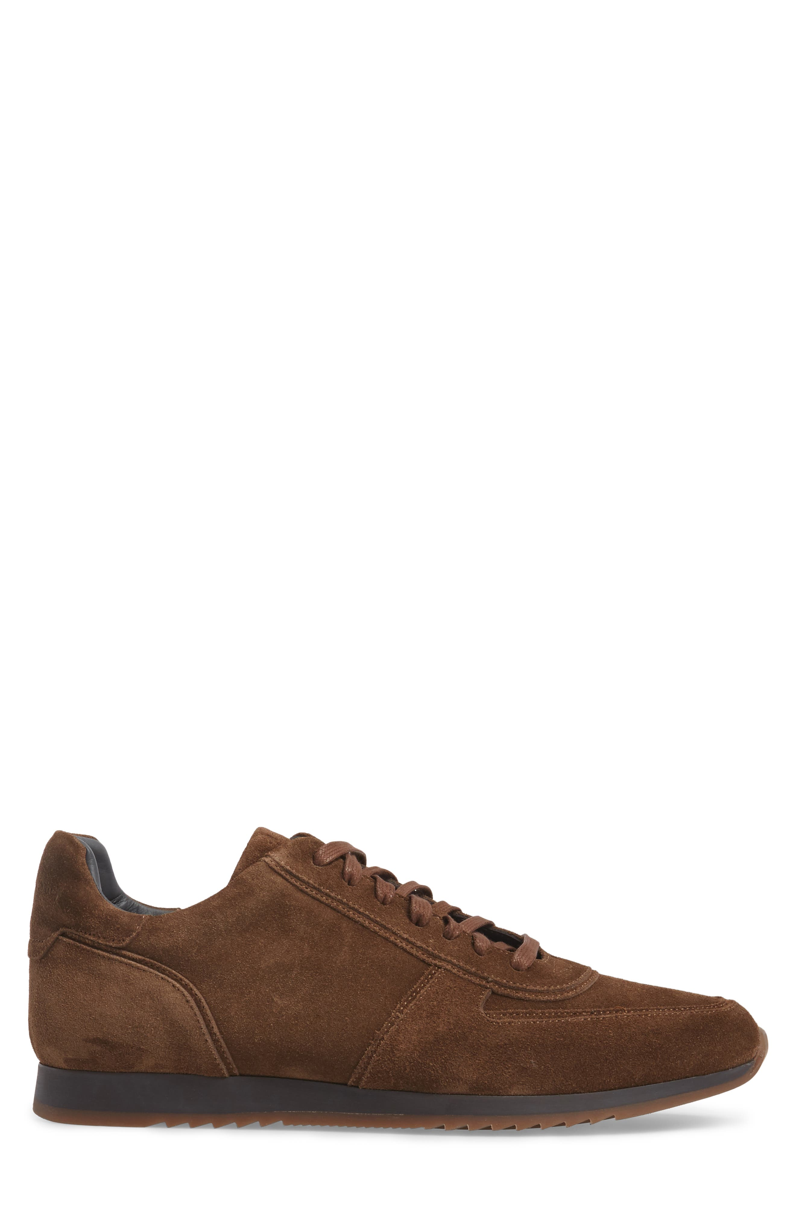 Hatton Sneaker,                             Alternate thumbnail 3, color,                             Softy Marrone