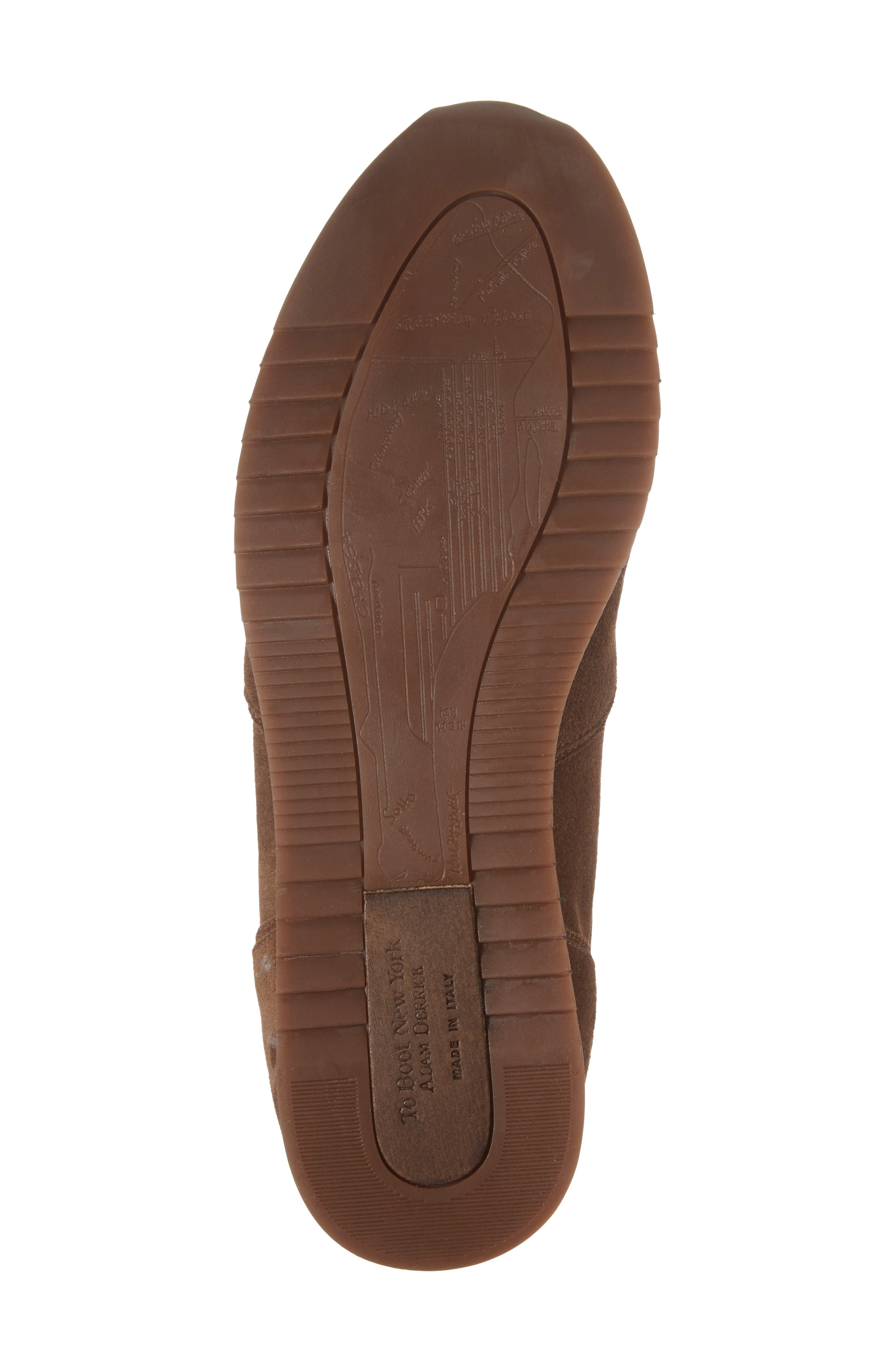 Hatton Sneaker,                             Alternate thumbnail 6, color,                             Softy Marrone