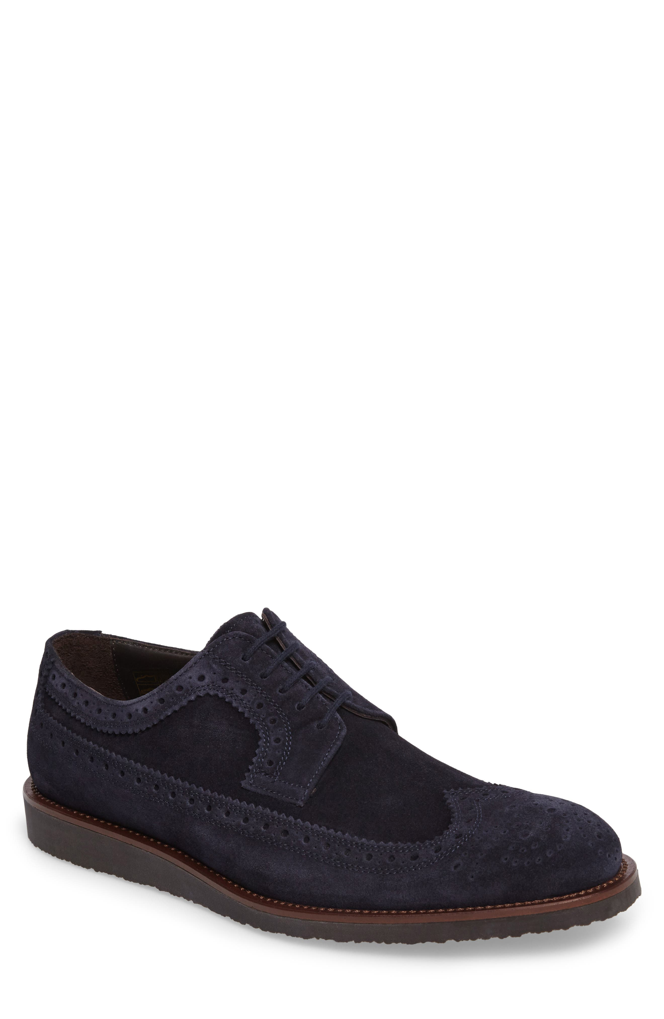 Hillsdale Longwing Derby,                         Main,                         color, Blu Navy