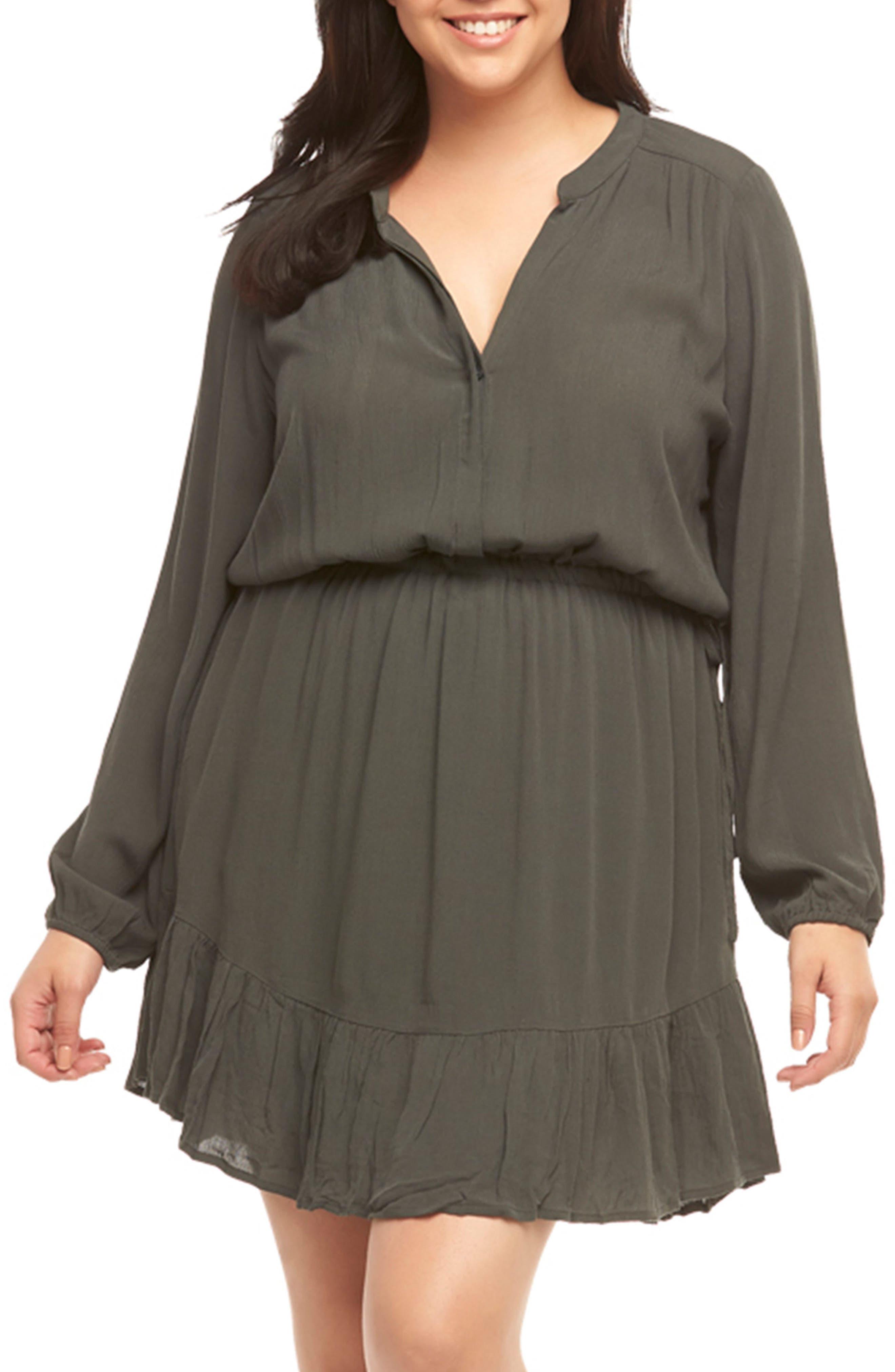 Tart Sian Shirtdress (Plus Size)
