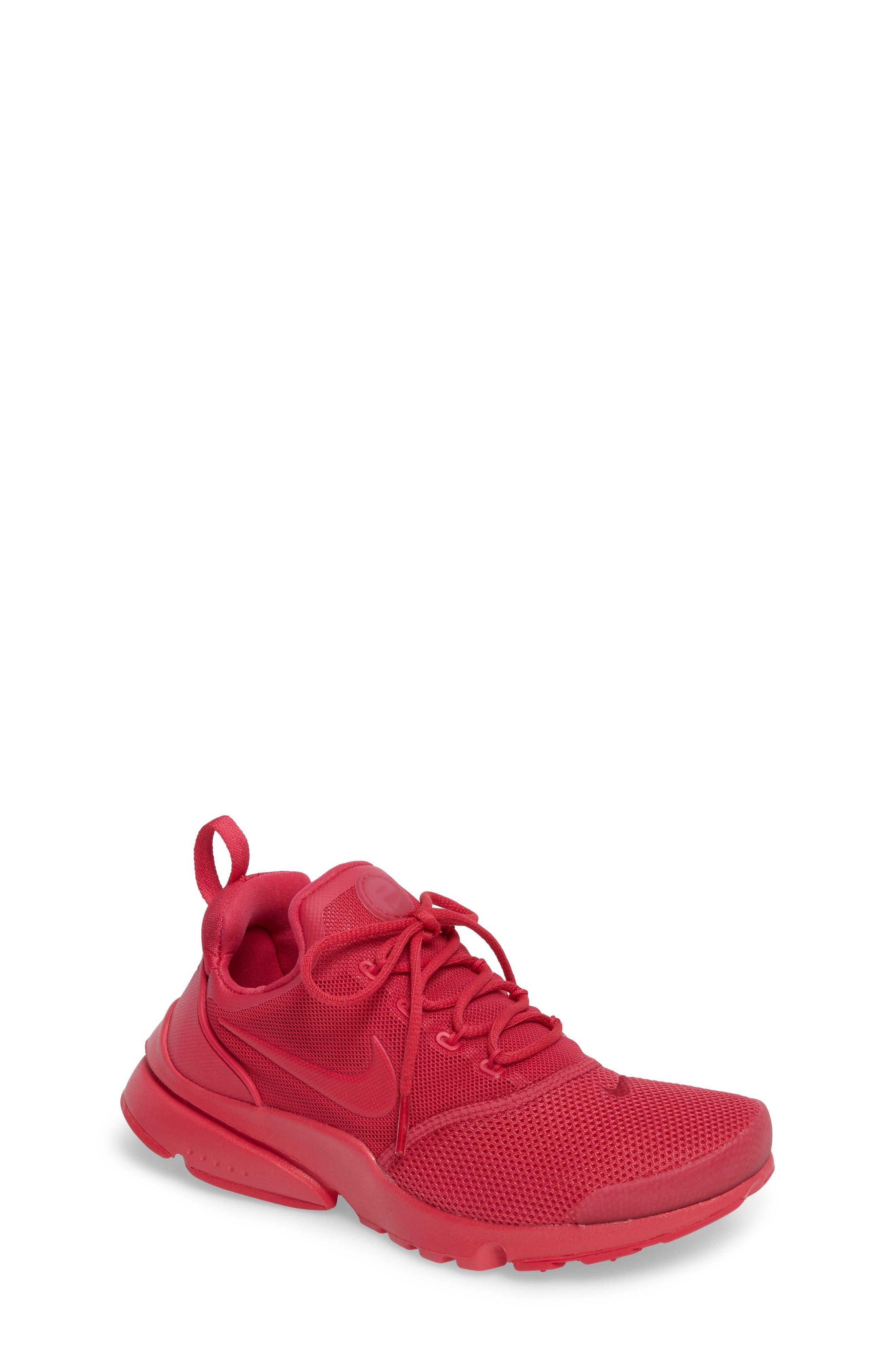 Nike Presto Fly GS Sneaker (Big Kid)