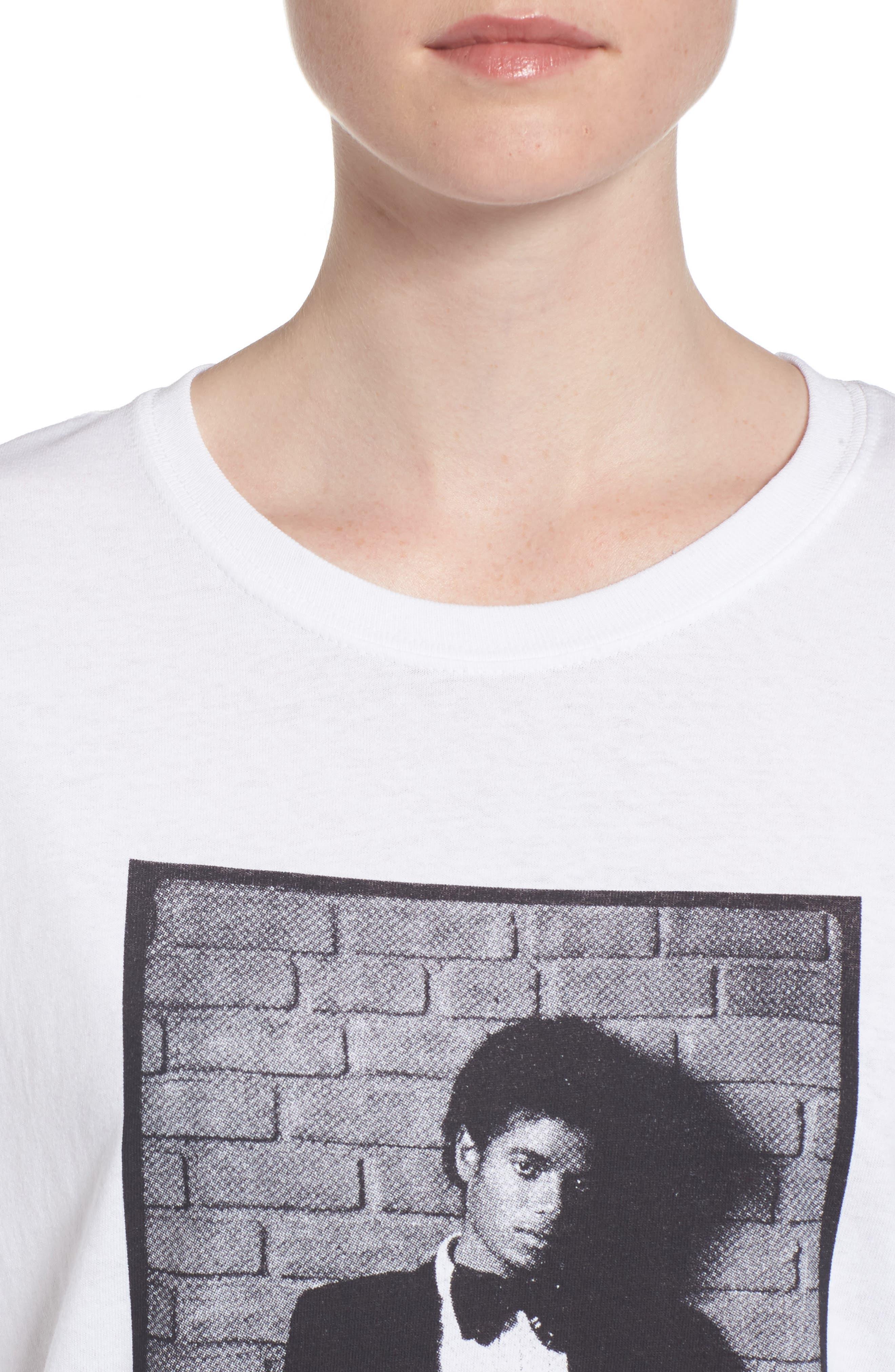 Alternate Image 5  - Michael Jackson T-Shirt