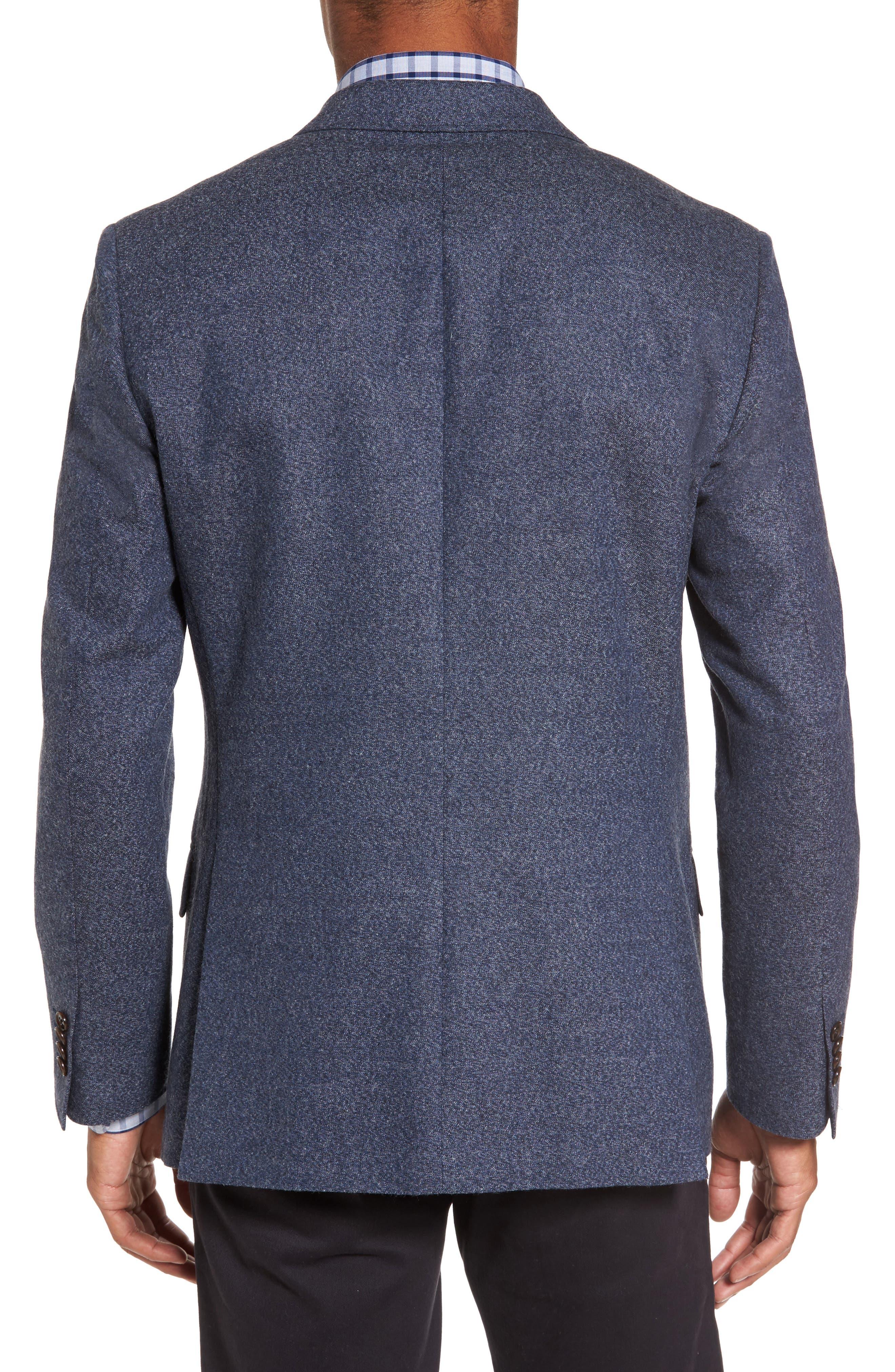 Alternate Image 2  - Rodd & Gunn Charleston Wool Blend Sport Coat