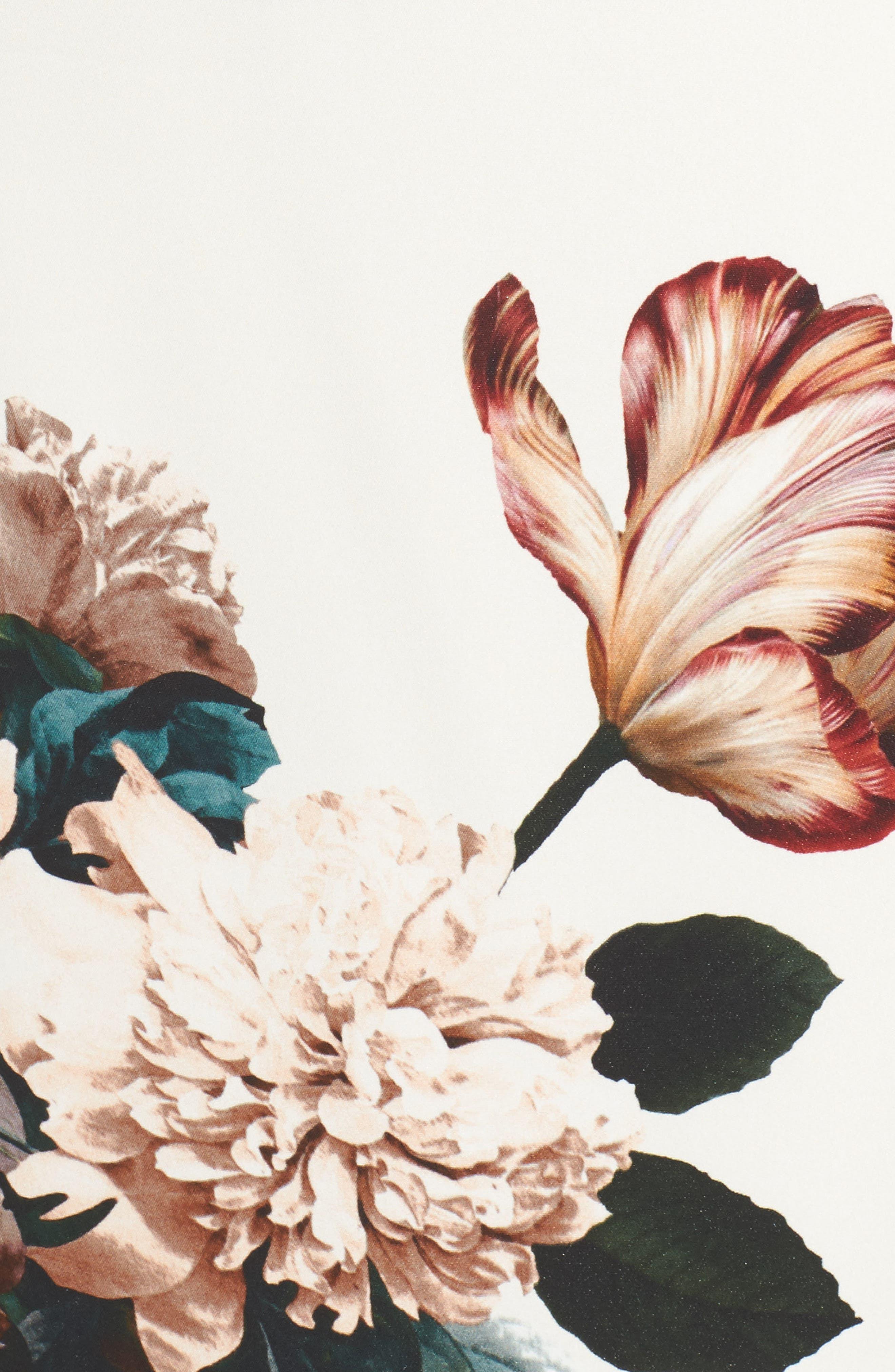 Alternate Image 5  - Sachin & Babi Noir Sahni Floral Off the Shoulder Gown