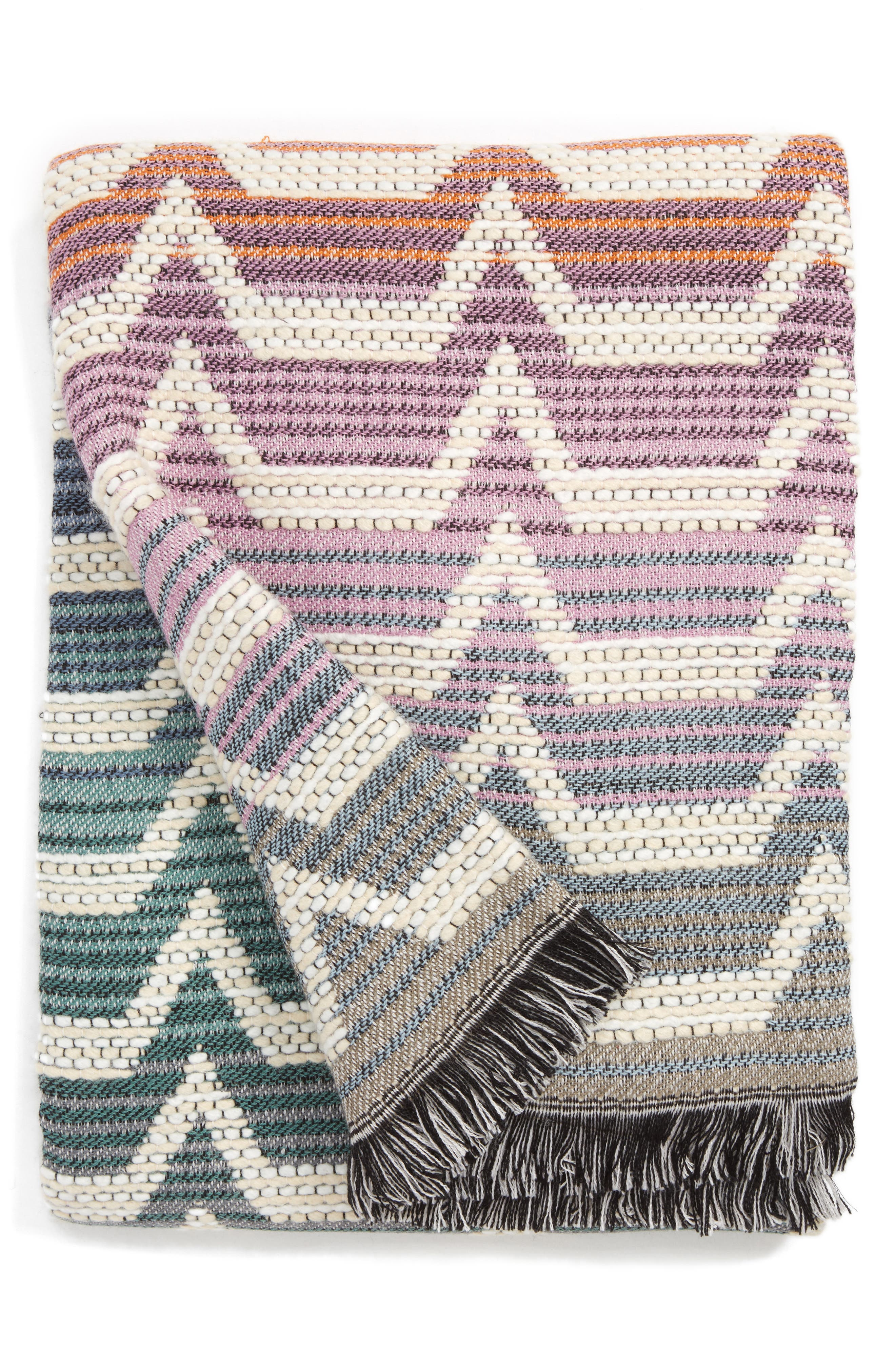 Socrate Throw Blanket,                         Main,                         color, Multi Color