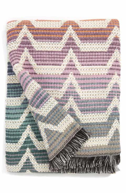 Missoni Socrate Throw Blanket For Sale Fascinating Missoni Throw Blankets