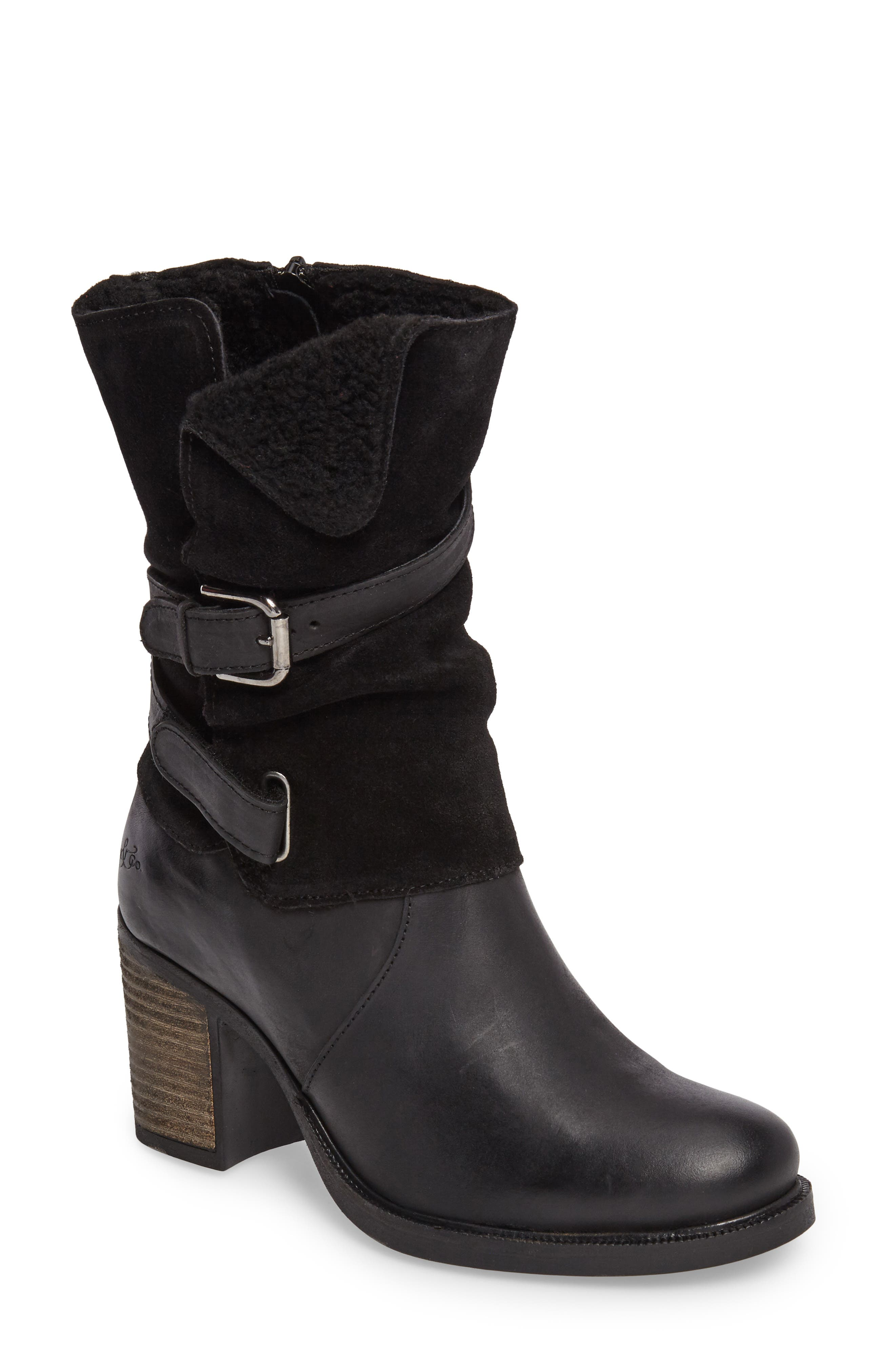 Alternate Image 1 Selected - Bos. & Co. Borne Waterproof Boot (Women)