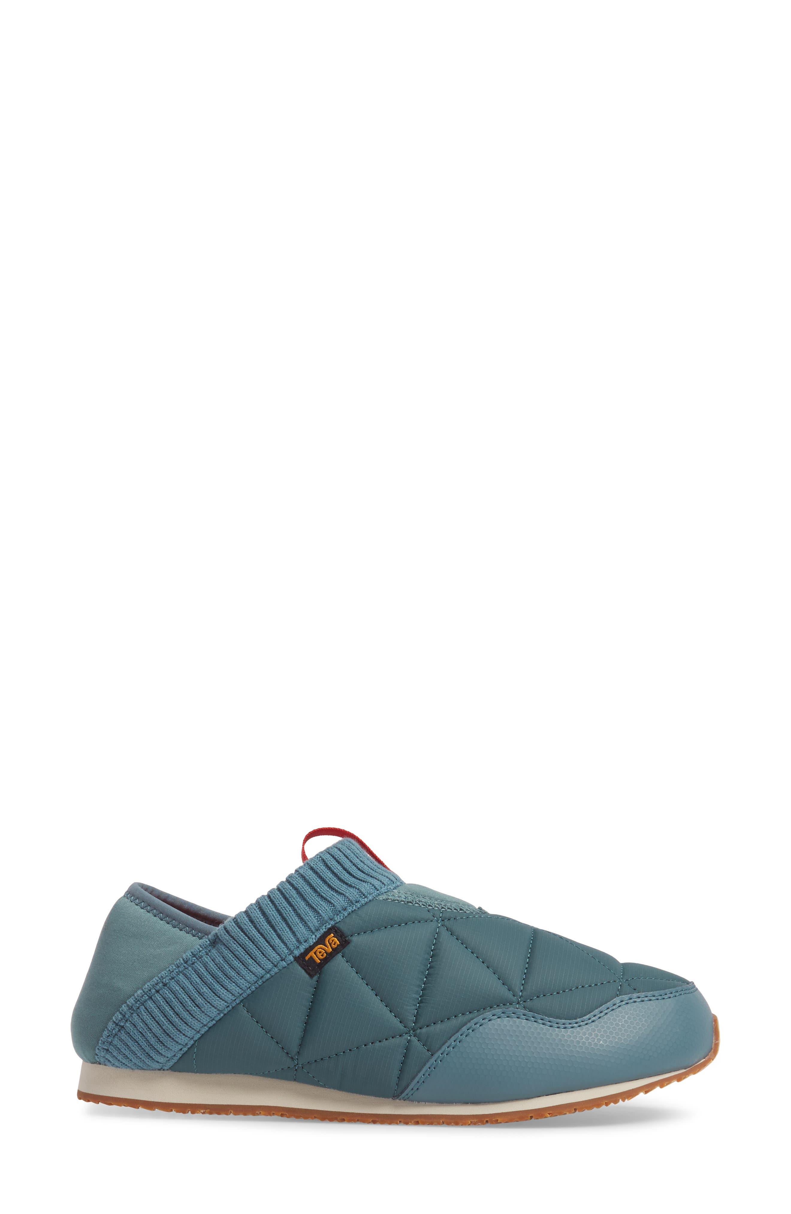 Ember Convertible Slip-On,                             Alternate thumbnail 3, color,                             North Atlantic Fabric