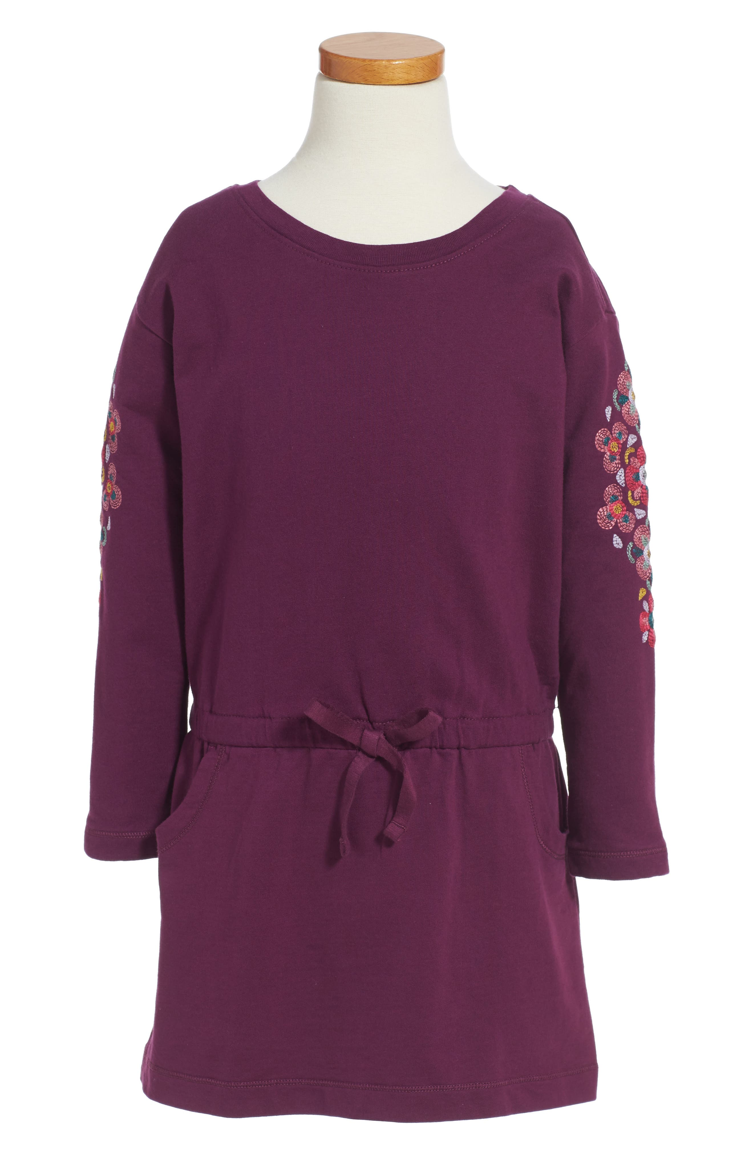 Willow Dress,                         Main,                         color, Cosmic Berry