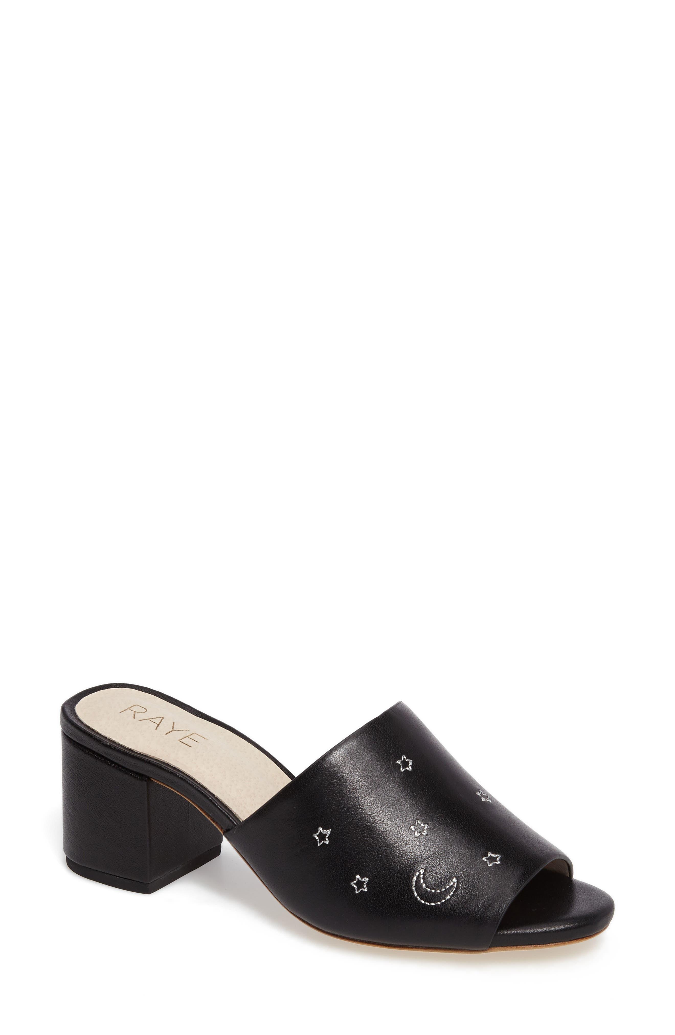 RAYE Cain Cosmos Slide Sandal (Women)