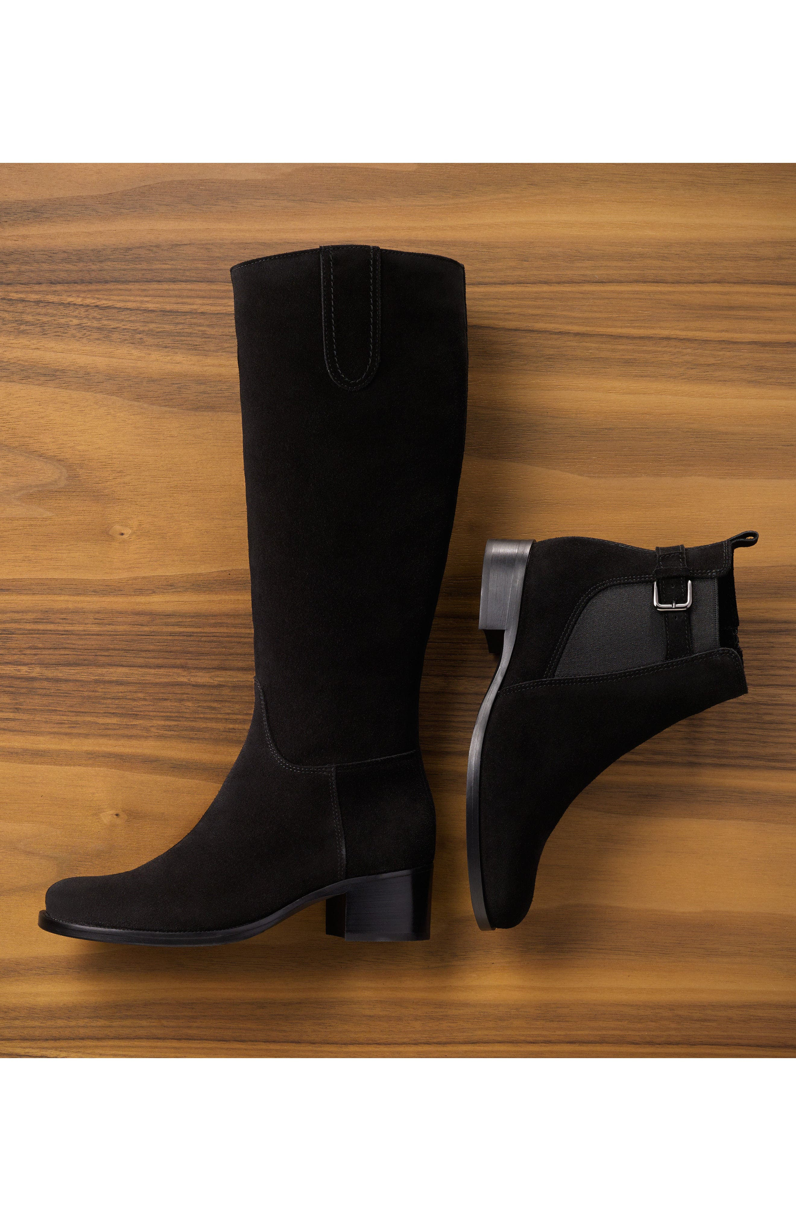 Alternate Image 5  - La Canadienne 'Polly' Waterproof Knee High Boot (Women)