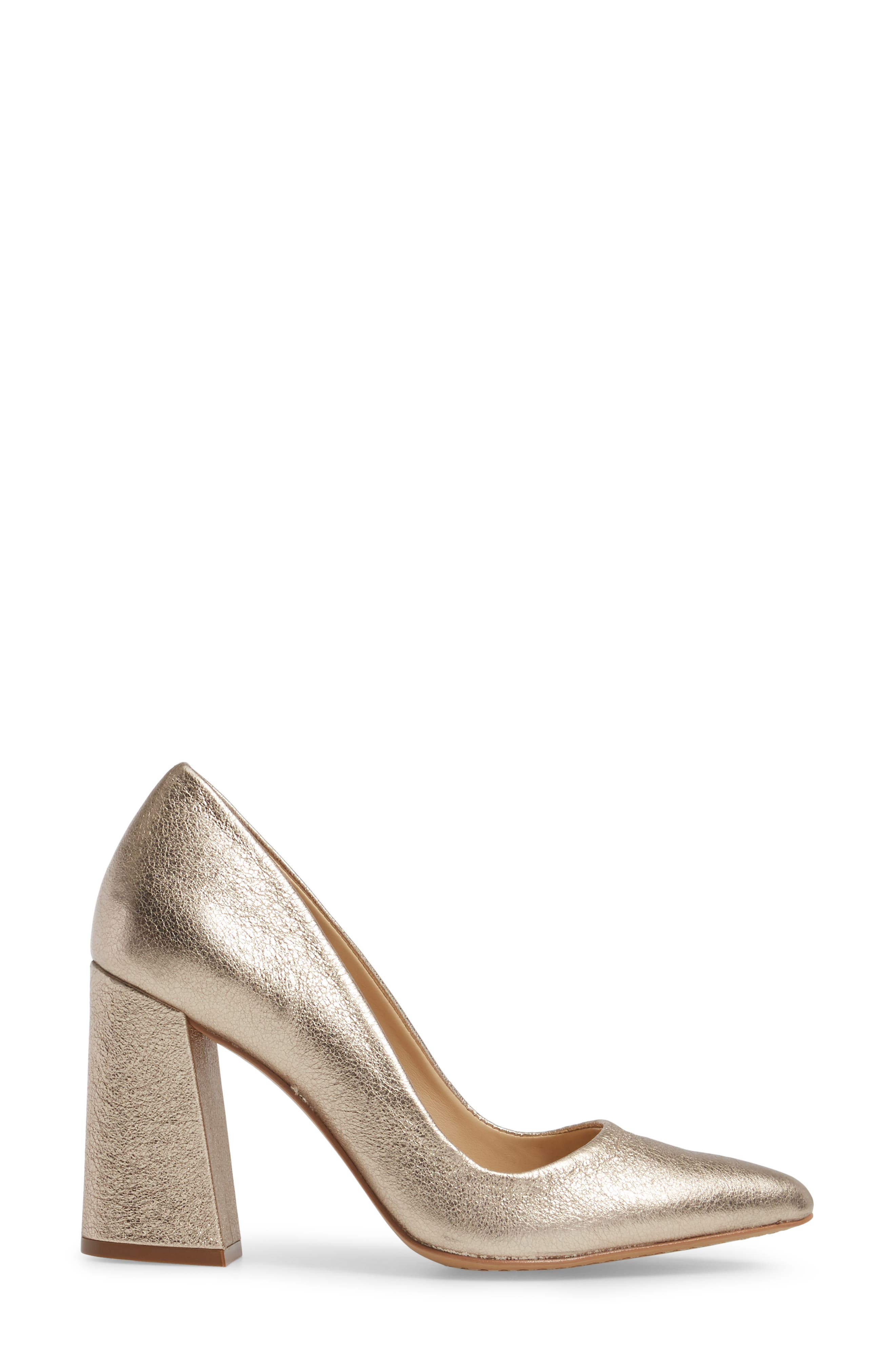 Alternate Image 3  - Vince Camuto Talise Pointy Toe Pump (Women)