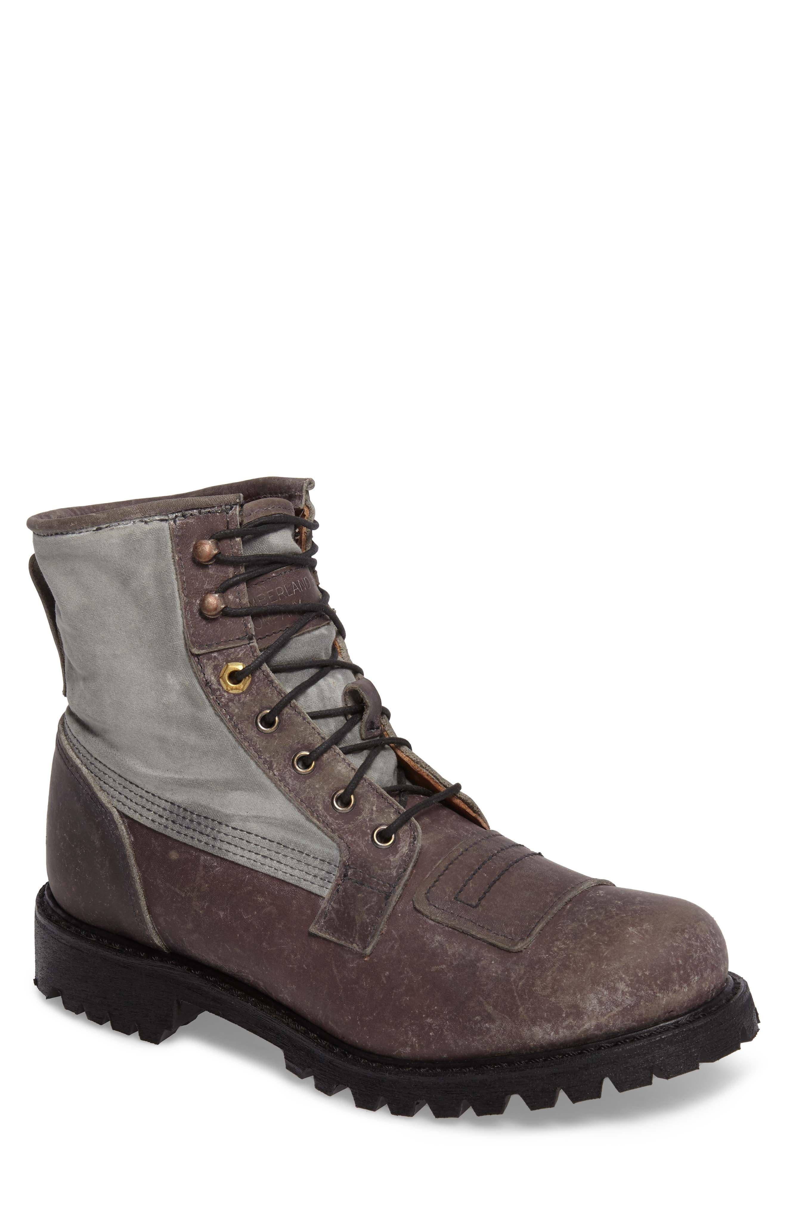 Smuggler's Notch Boot,                         Main,                         color, Dark Grey Boundry