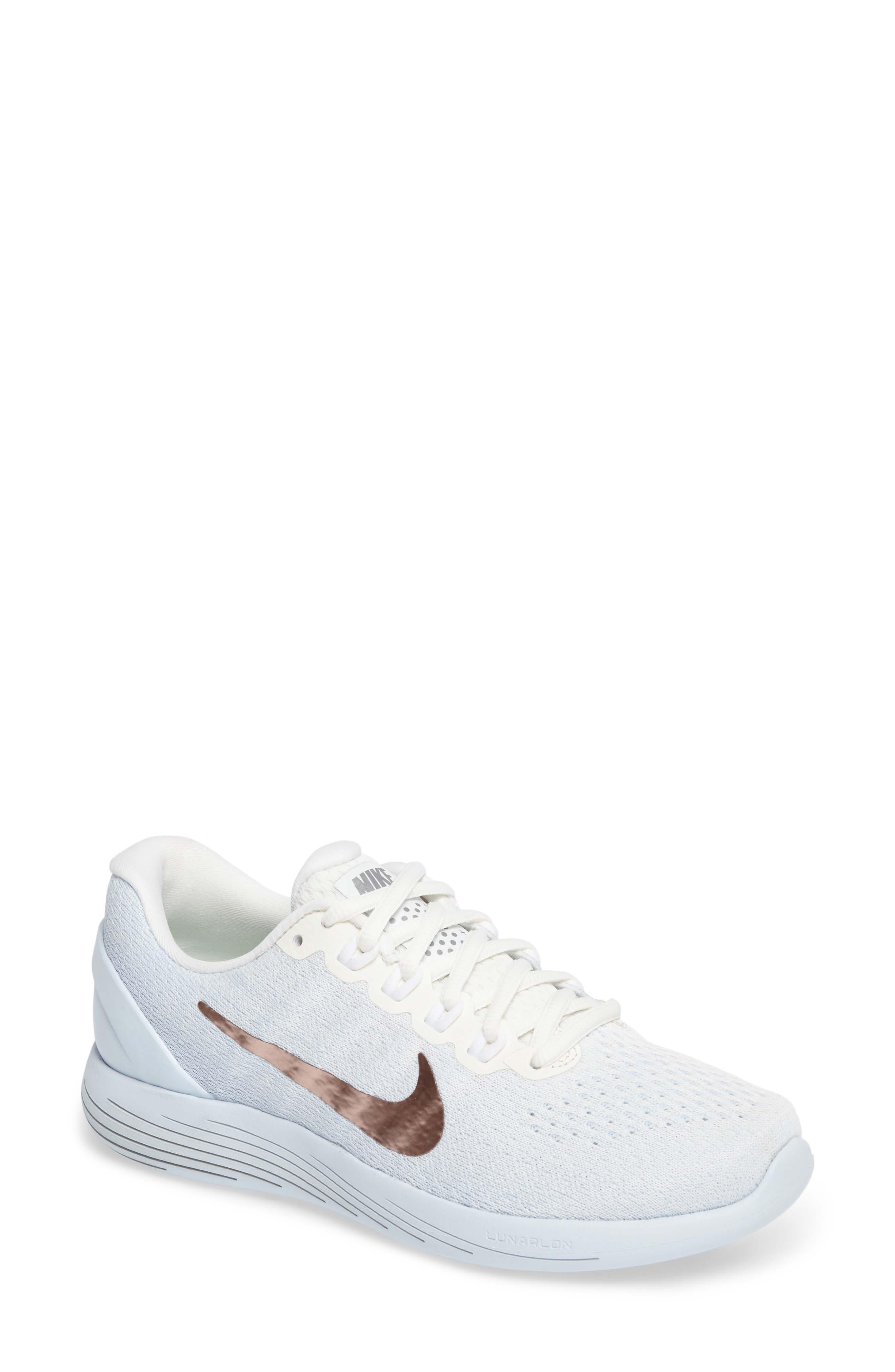 Nike LunarGlide 9 X-Plore Running Shoe (Women)