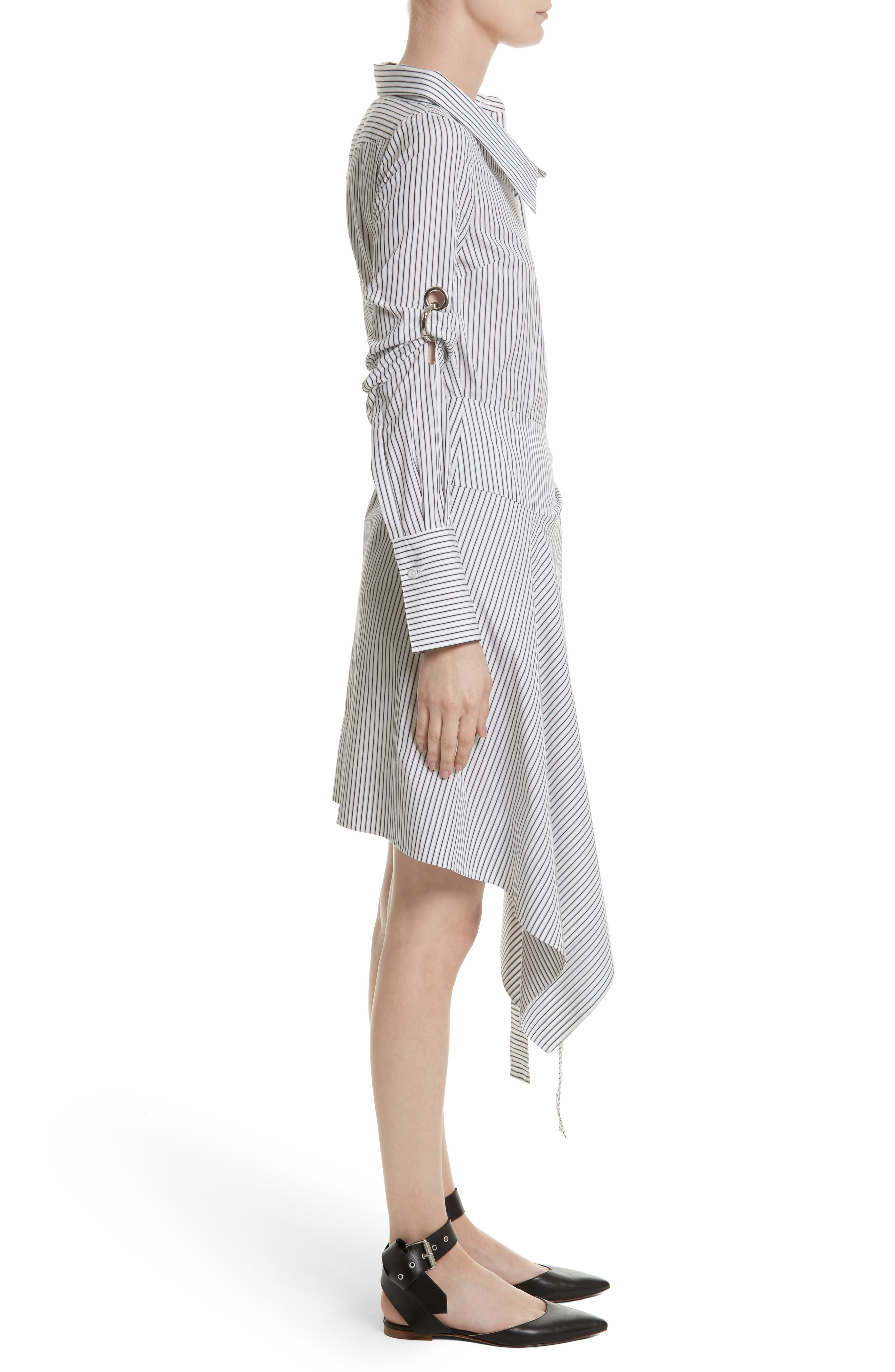 Alternate Image 3  - MONSE Wrap Shirtdress