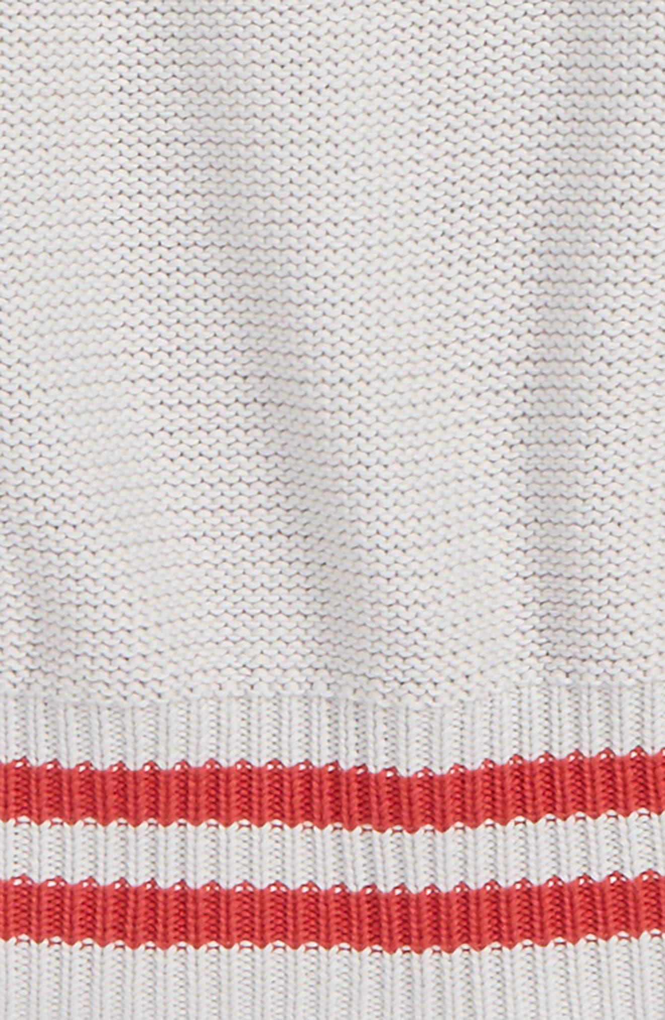 Alternate Image 2  - Maddie Colorblock Raglan Sweater (Big Girls)