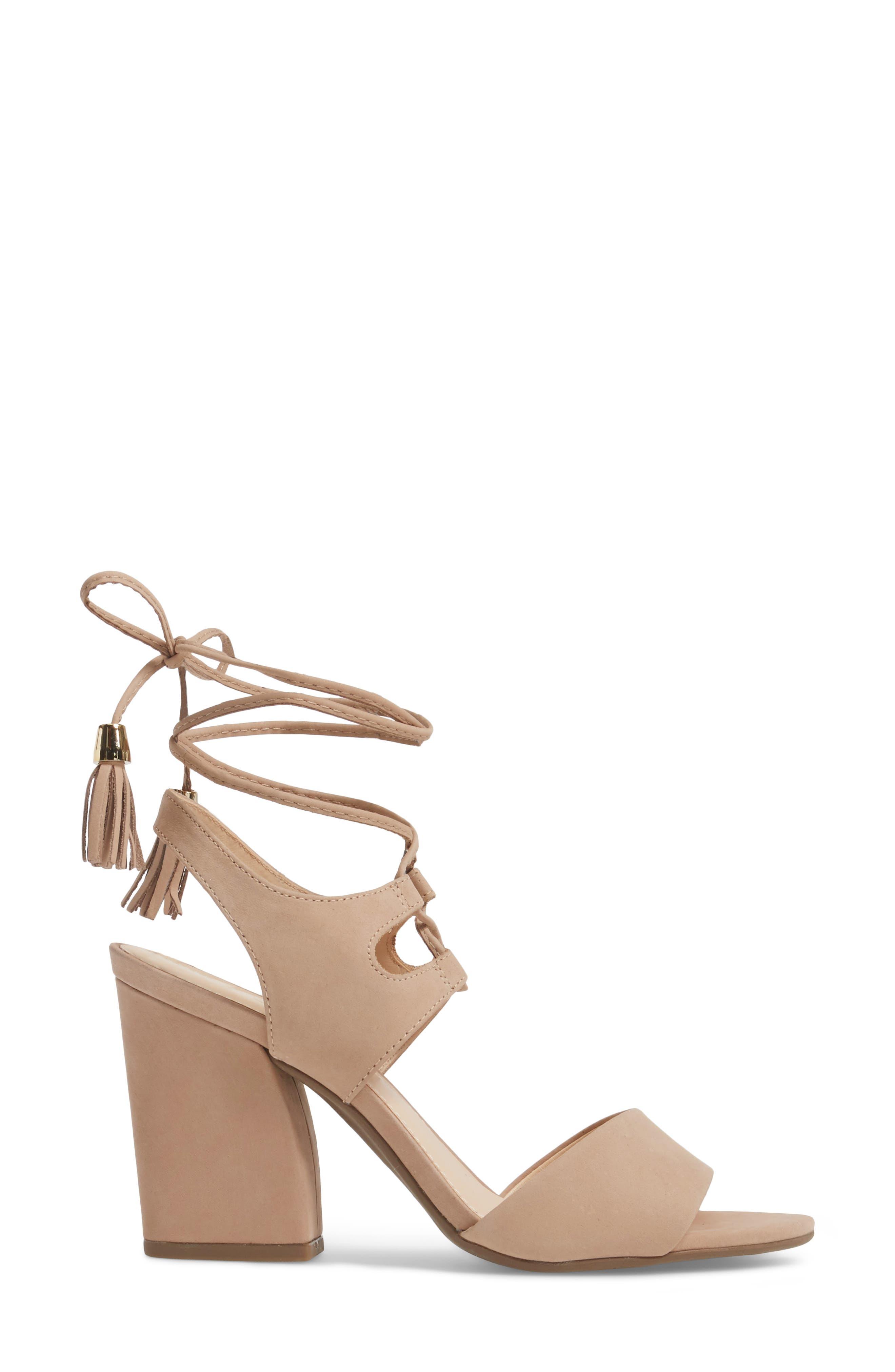 Alternate Image 3  - Klub Nico Kaira Ankle Wrap Sandal (Women)