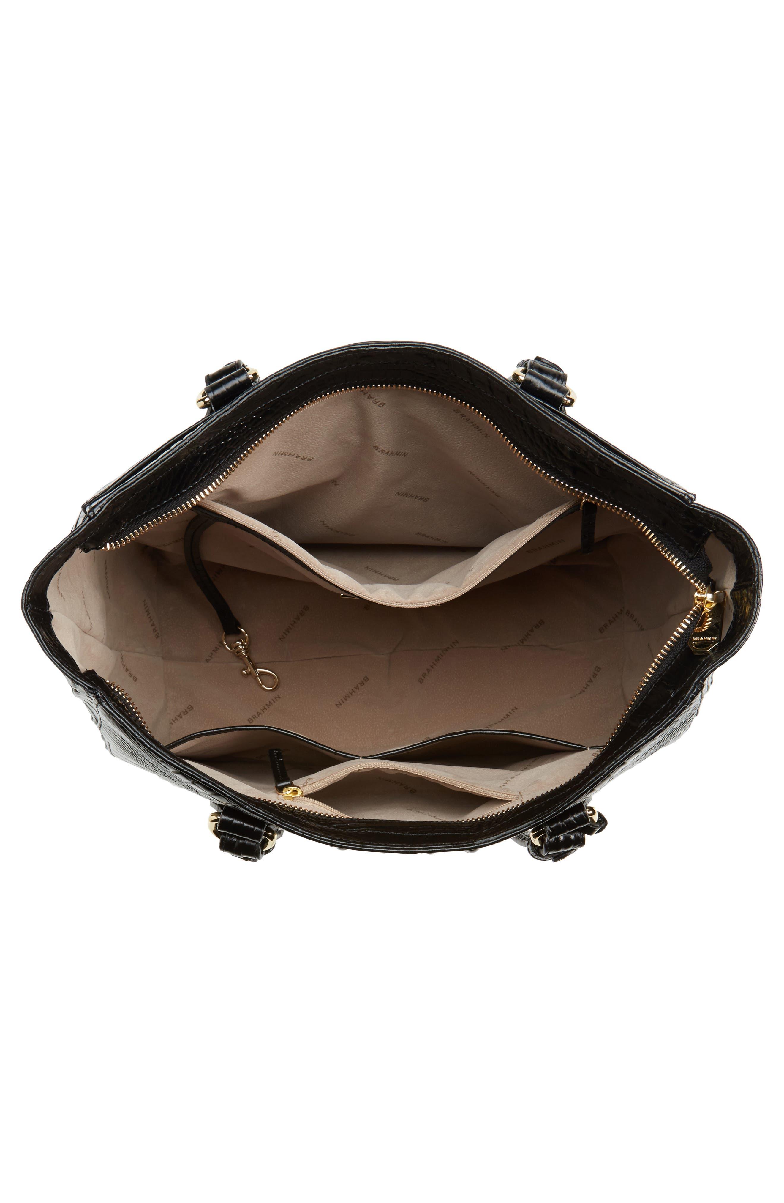 Alternate Image 4  - Brahmin Melbourne - Medium Lena Leather Tote