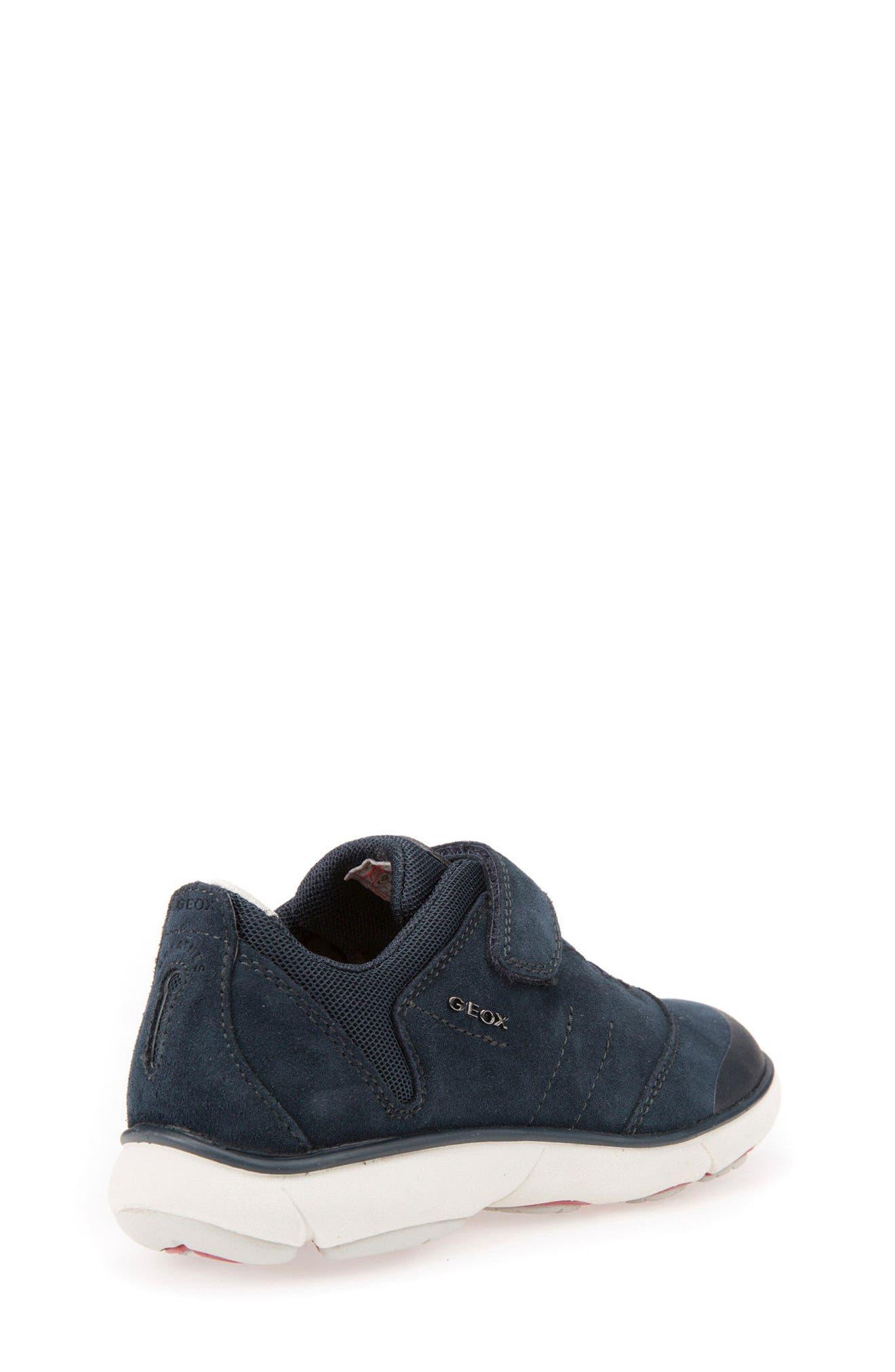 Alternate Image 7  - Geox Nebula Low Top Sneaker (Toddler, Little Kid & Big Kid)