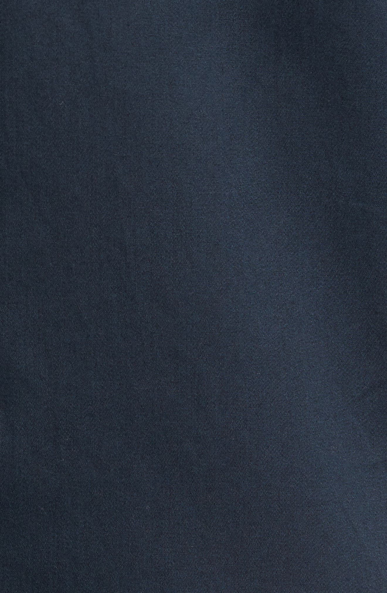 Marsay Modern Slim Fit Sport Shirt,                             Alternate thumbnail 5, color,                             Navy