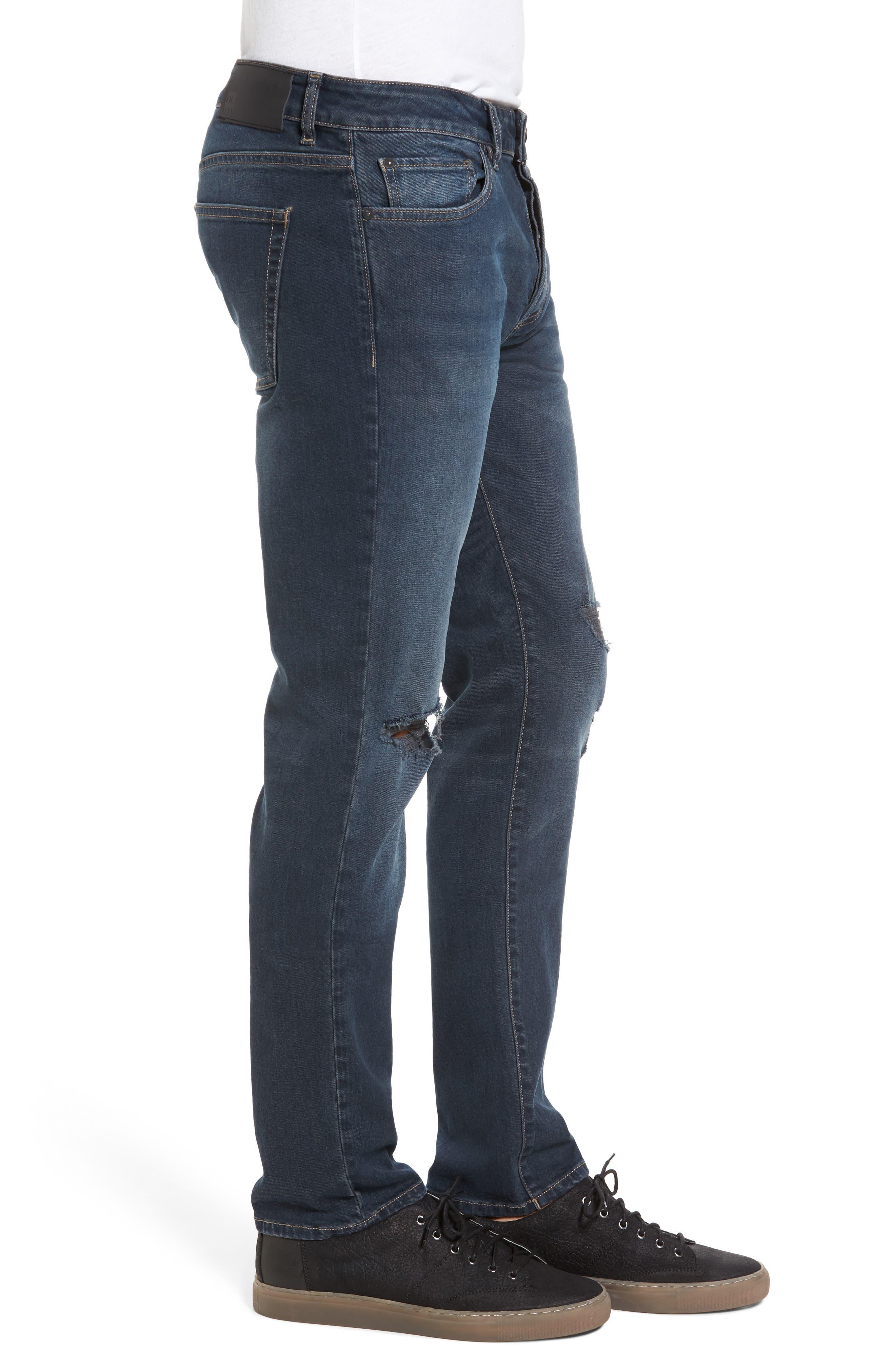 Nick Slim Fit Jeans,                             Alternate thumbnail 3, color,                             Propel