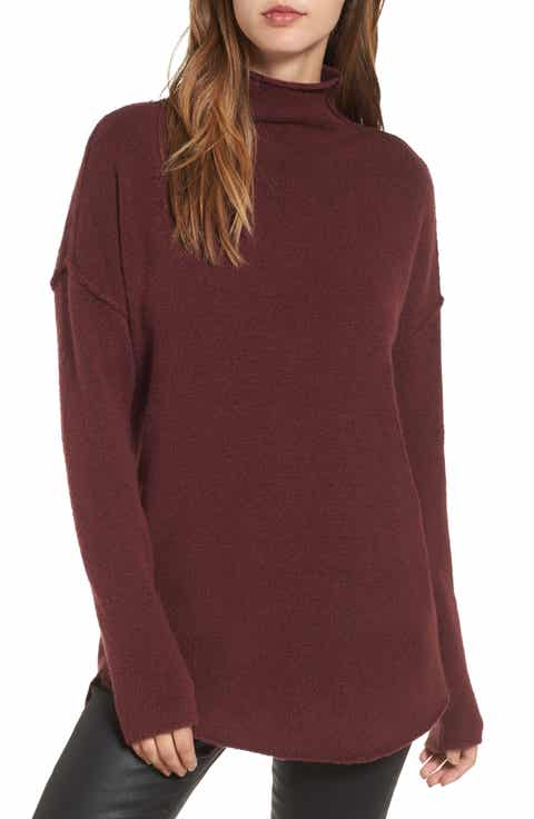 Women's Tunic Length Sweaters | Nordstrom
