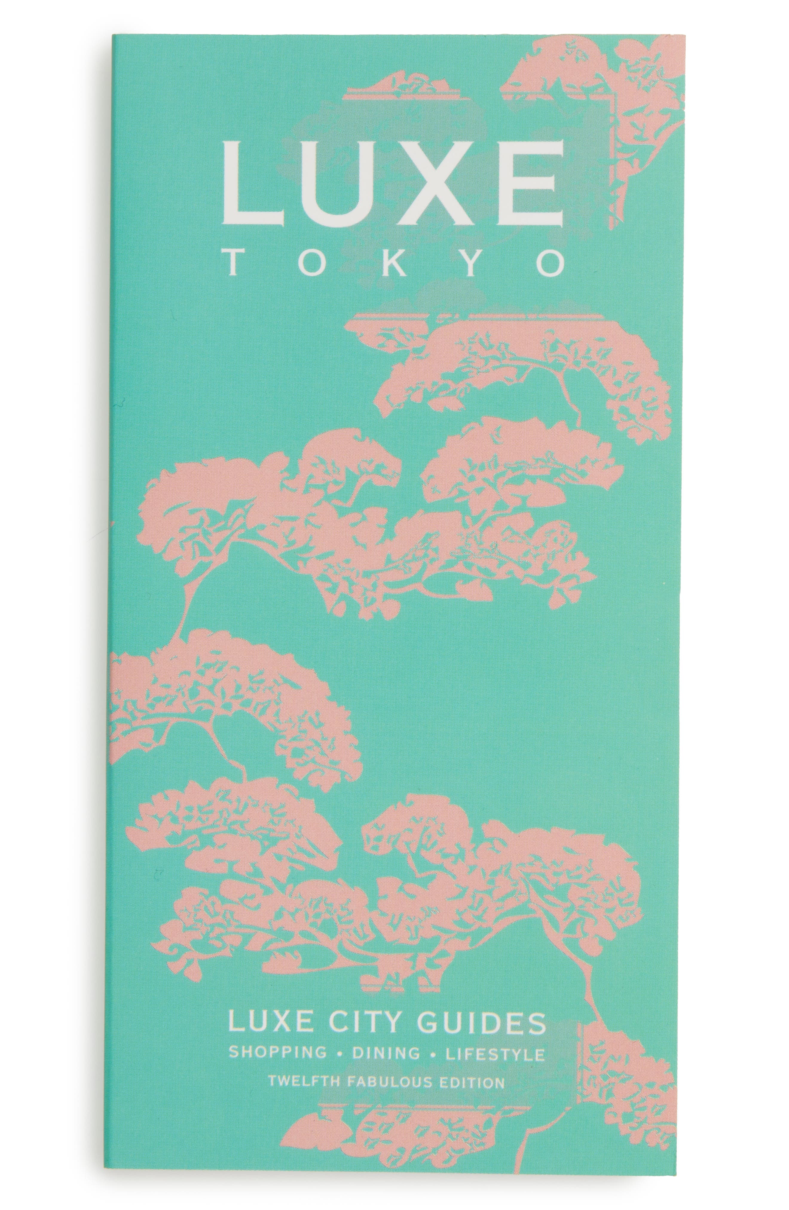 LUXE City Guide Book,                             Main thumbnail 1, color,                             Tokyo