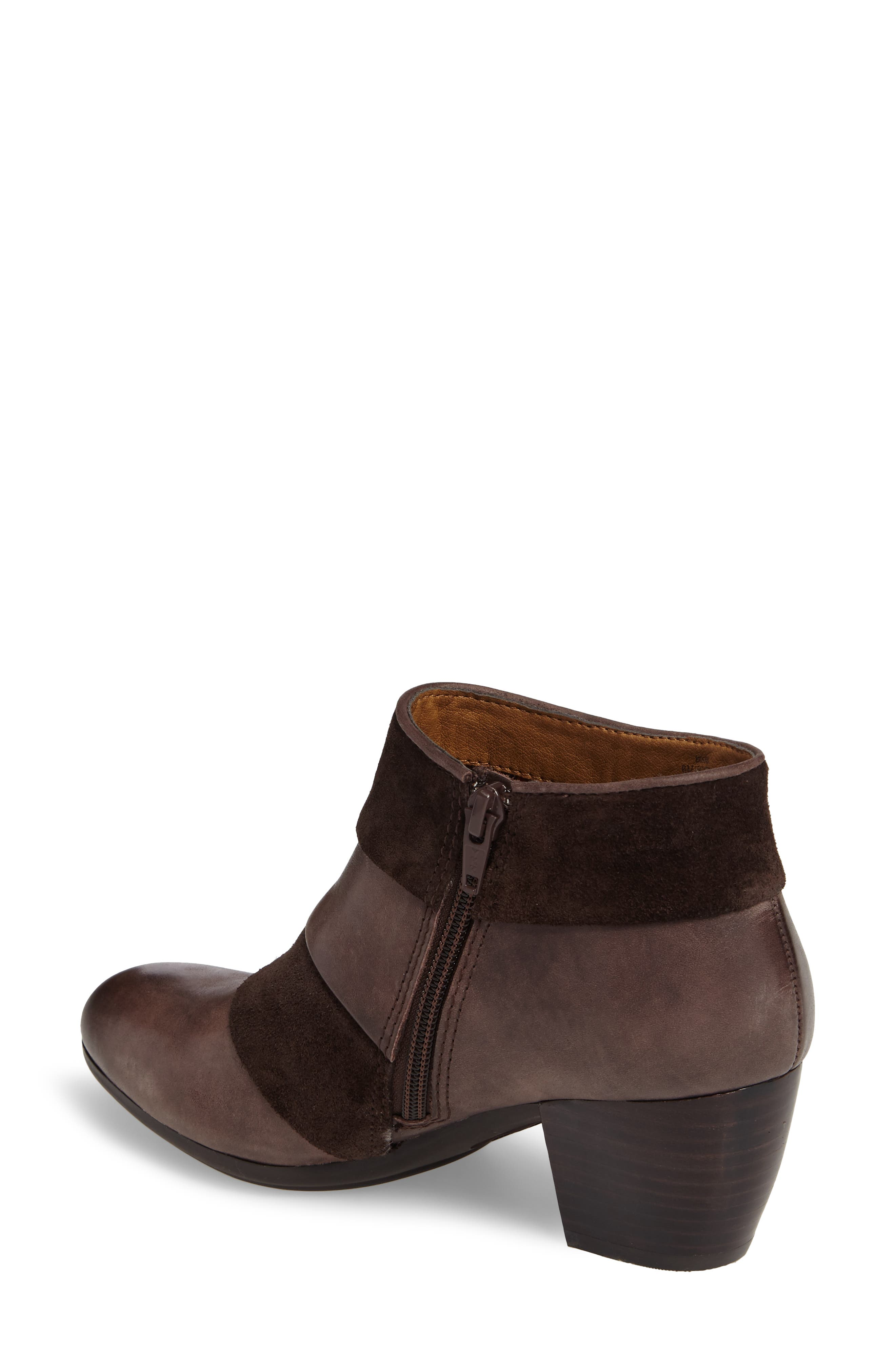 Alternate Image 2  - Comfortiva Amesbury Colorblock Bootie (Women)