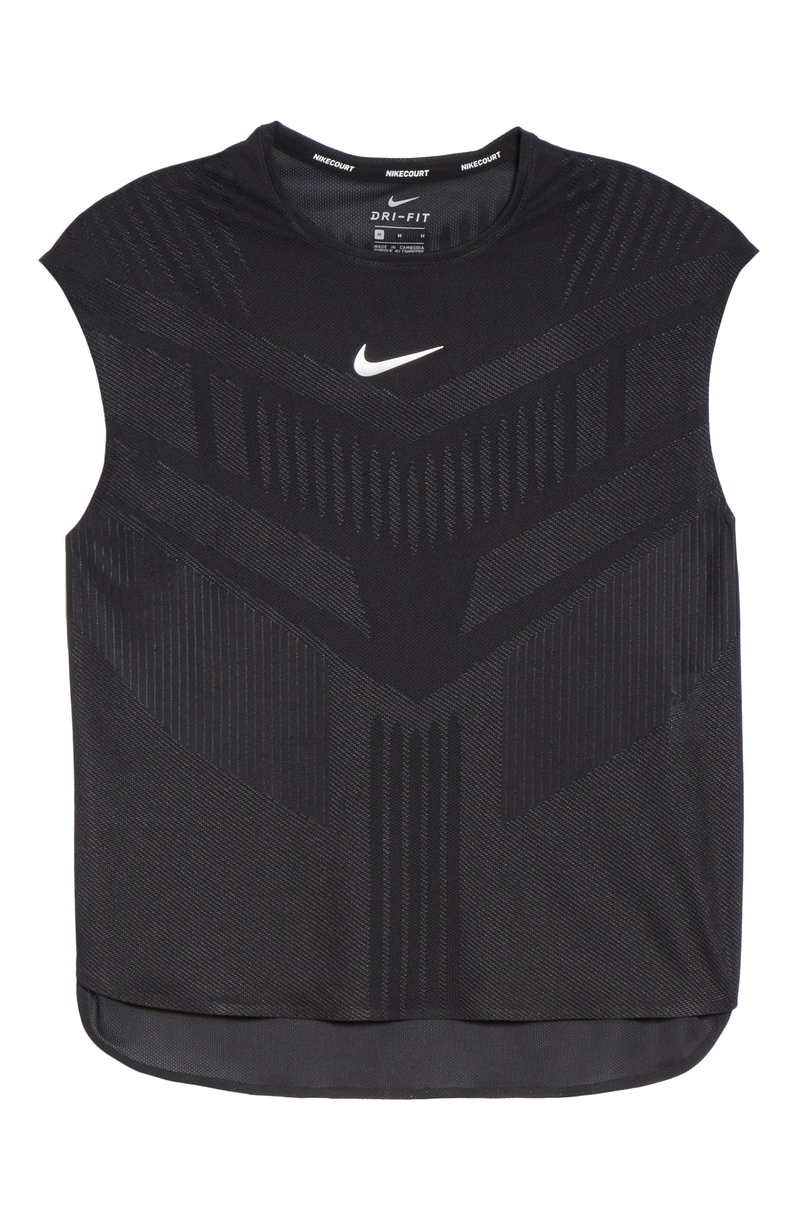 Alternate Image 6  - Nike Court Dry Slam Tennis Tank