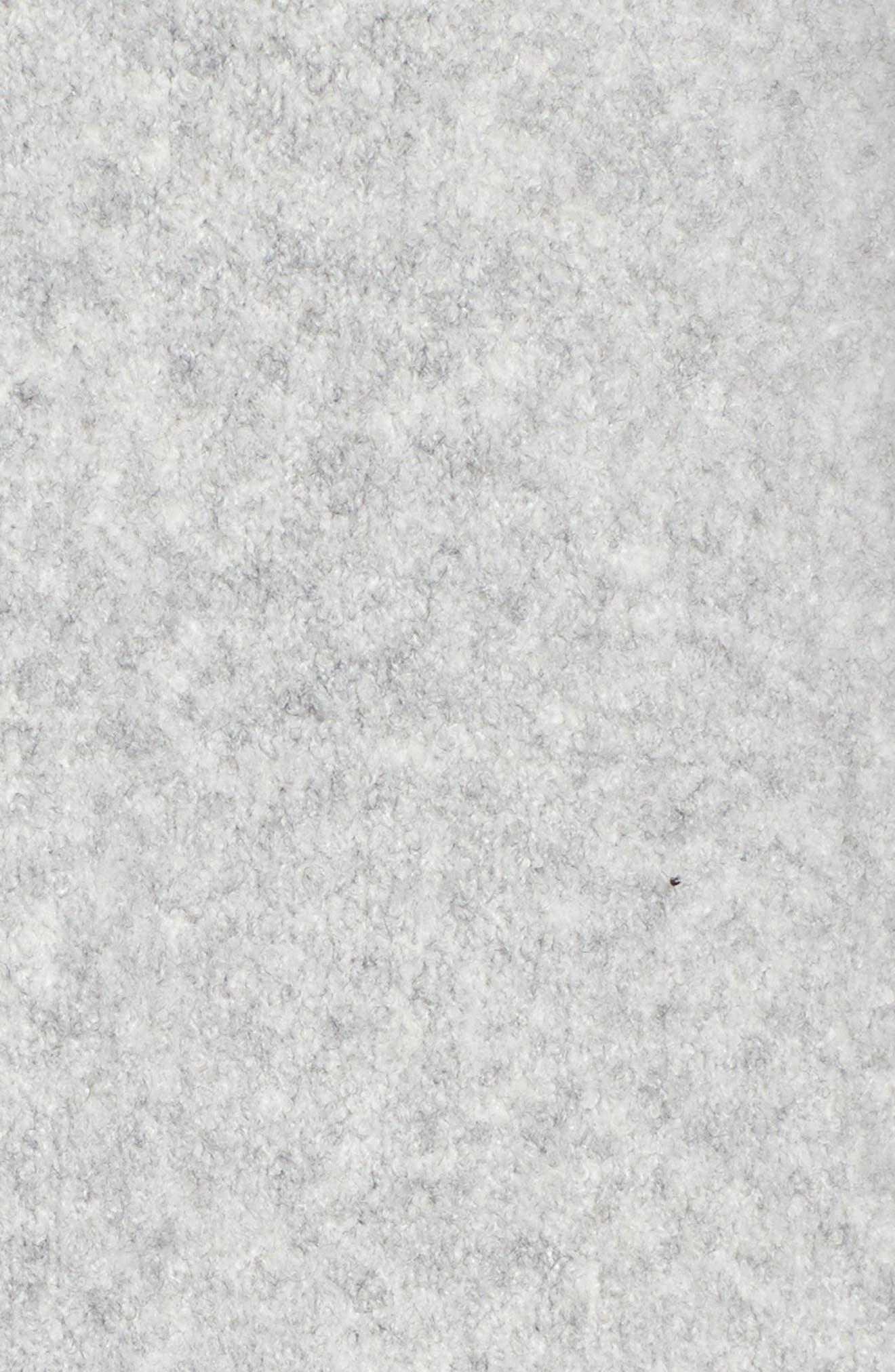 Alternate Image 5  - Halogen® Open Front Cardigan (Regular & Petite)