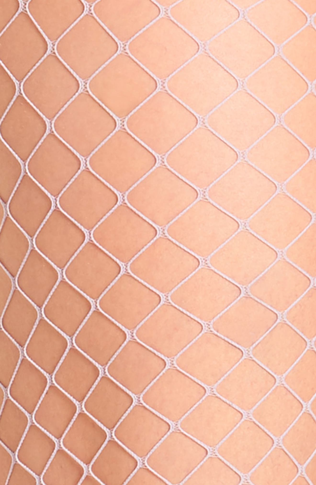 Alternate Image 2  - Free People Libby Fishnet Tights