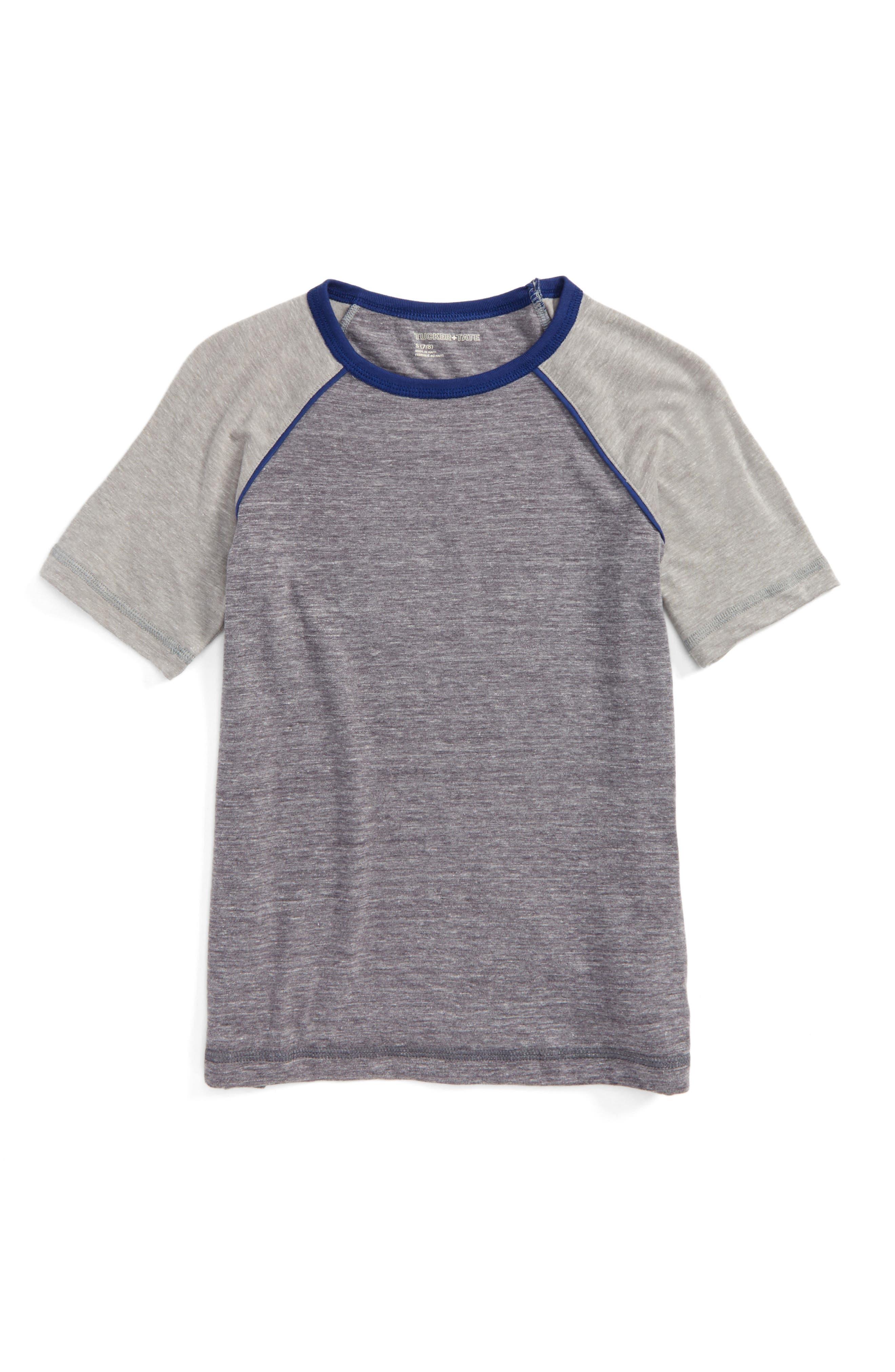 Tucker + Tate Baseball T-Shirt (Big Boys)