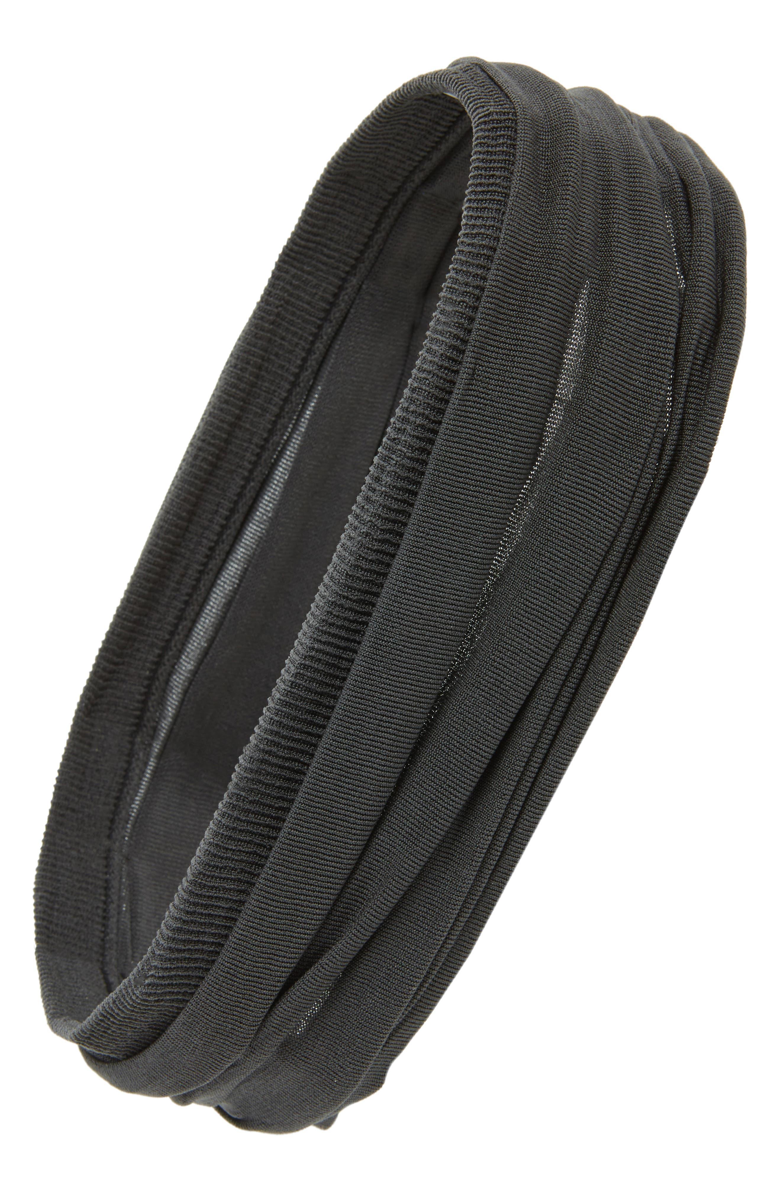 L. ERICKSON Relaxed Turban Headband