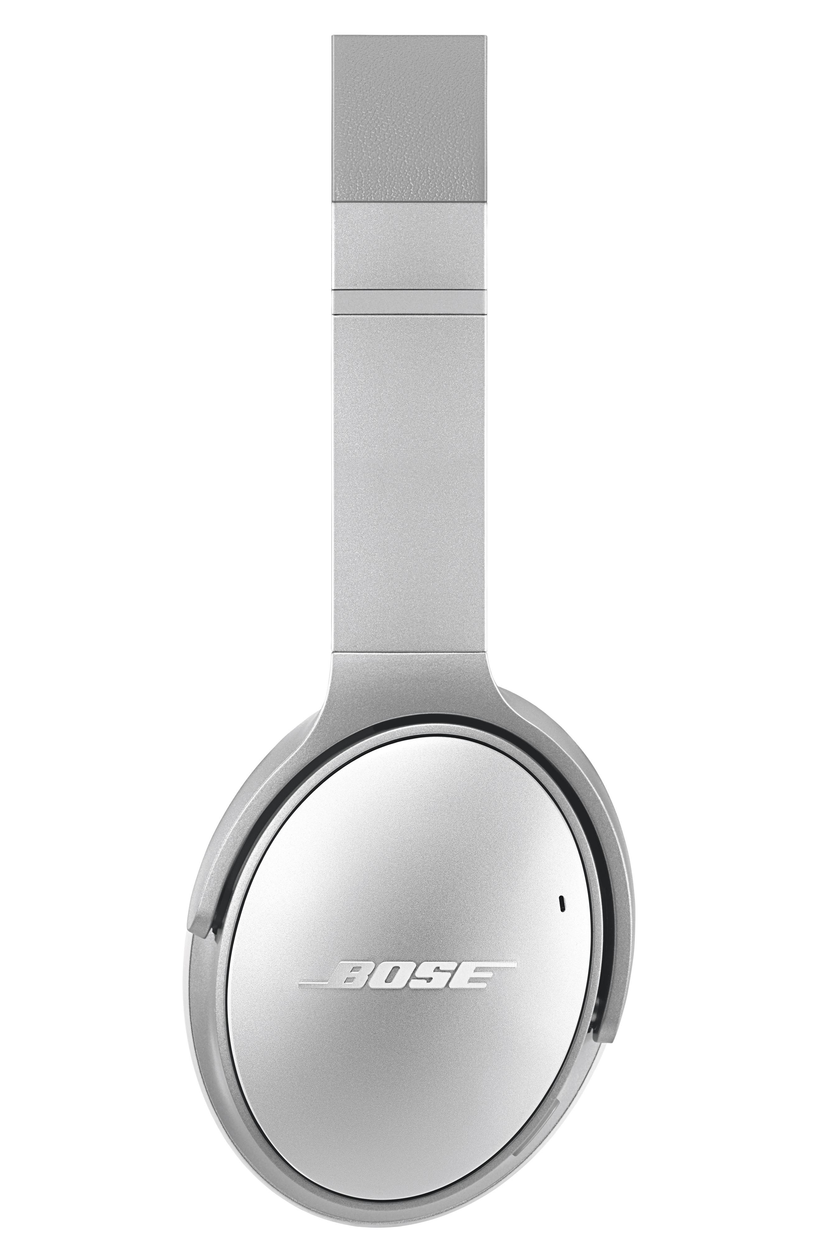 Alternate Image 4  - Bose® QuietComfort® 35 Wireless Headphones II