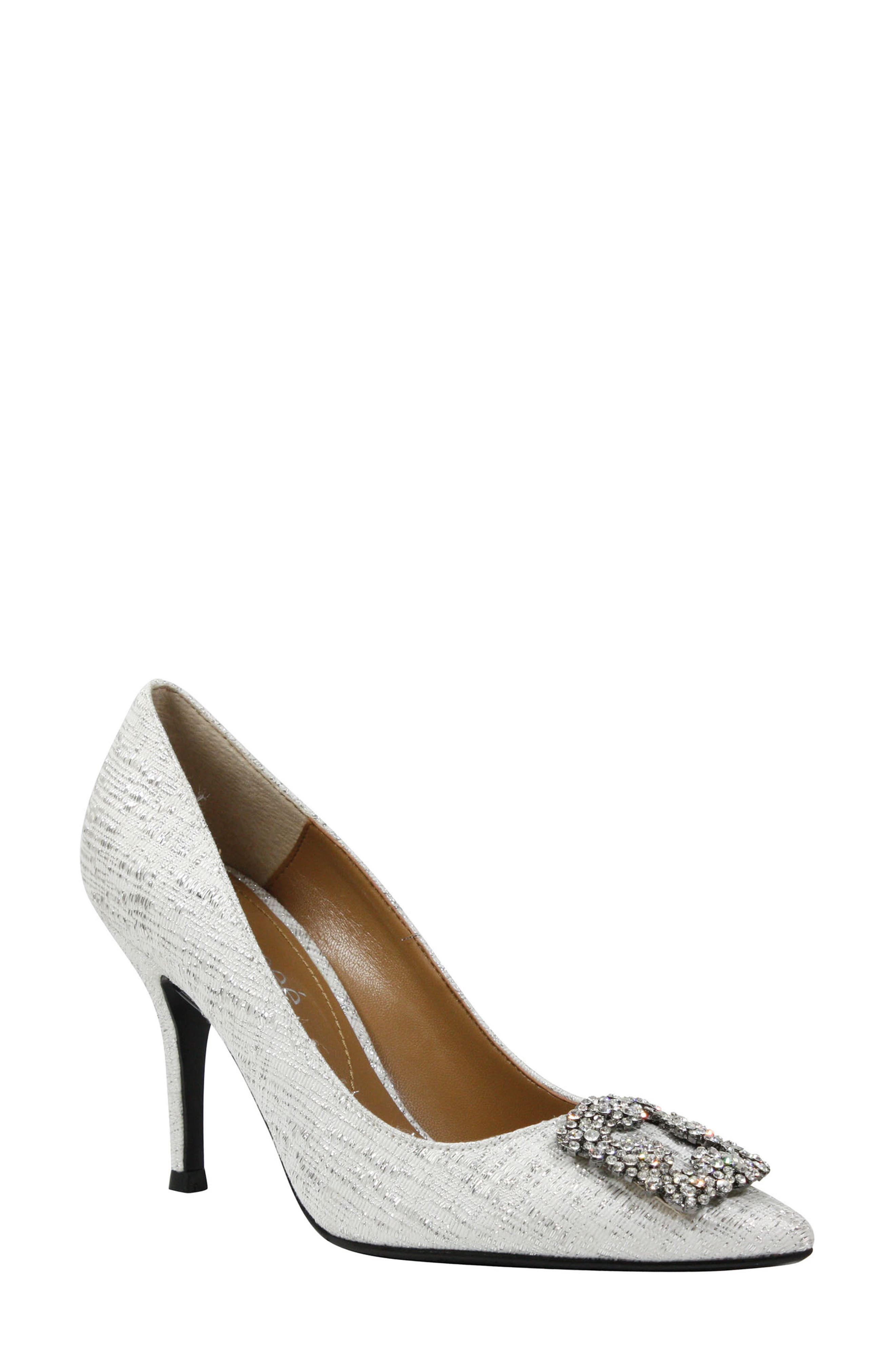 J.Reneé Bilboa Pointy Toe Pump (Women)