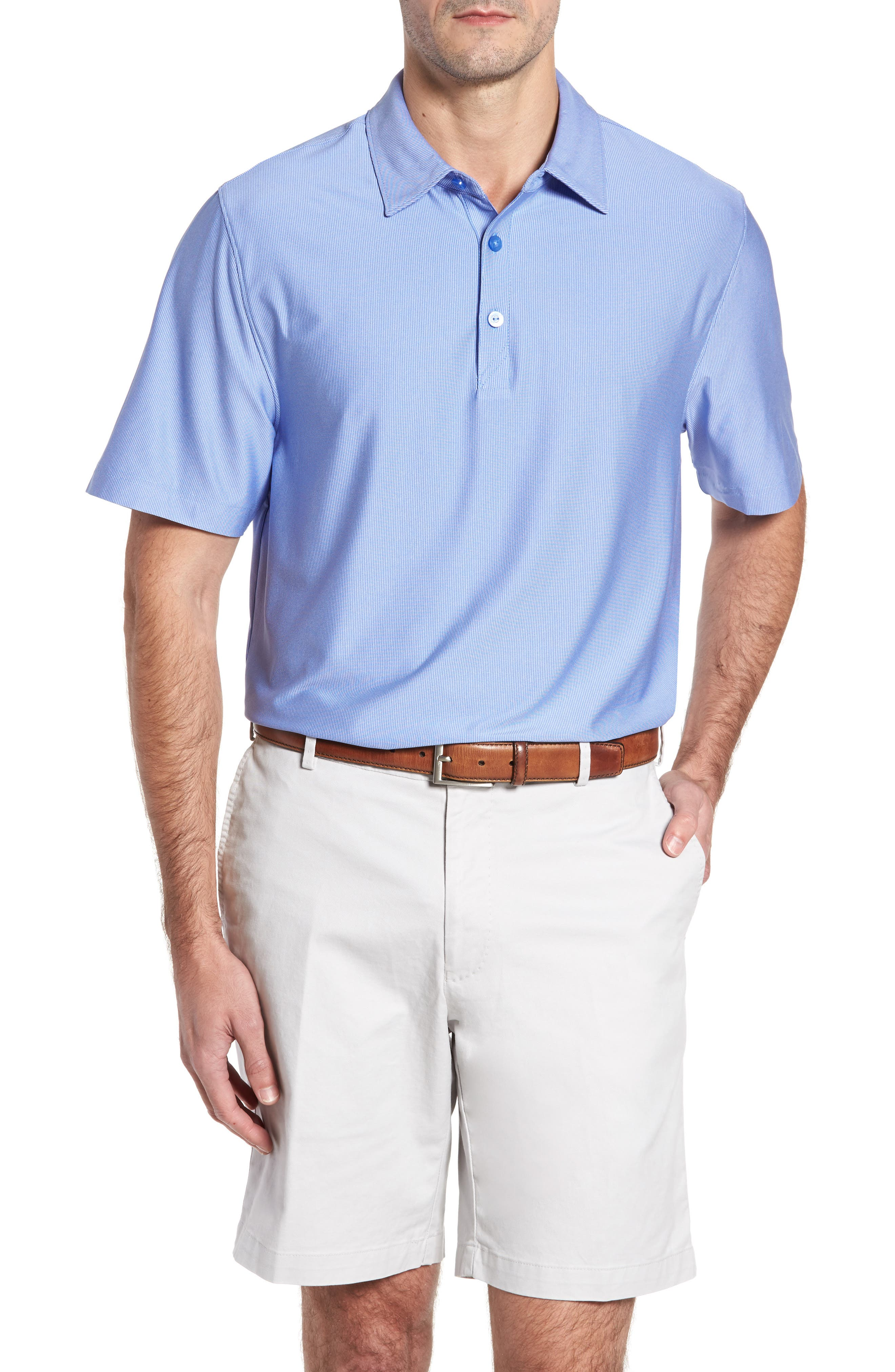 Alternate Image 1 Selected - Cutter & Buck Cunningham Polo