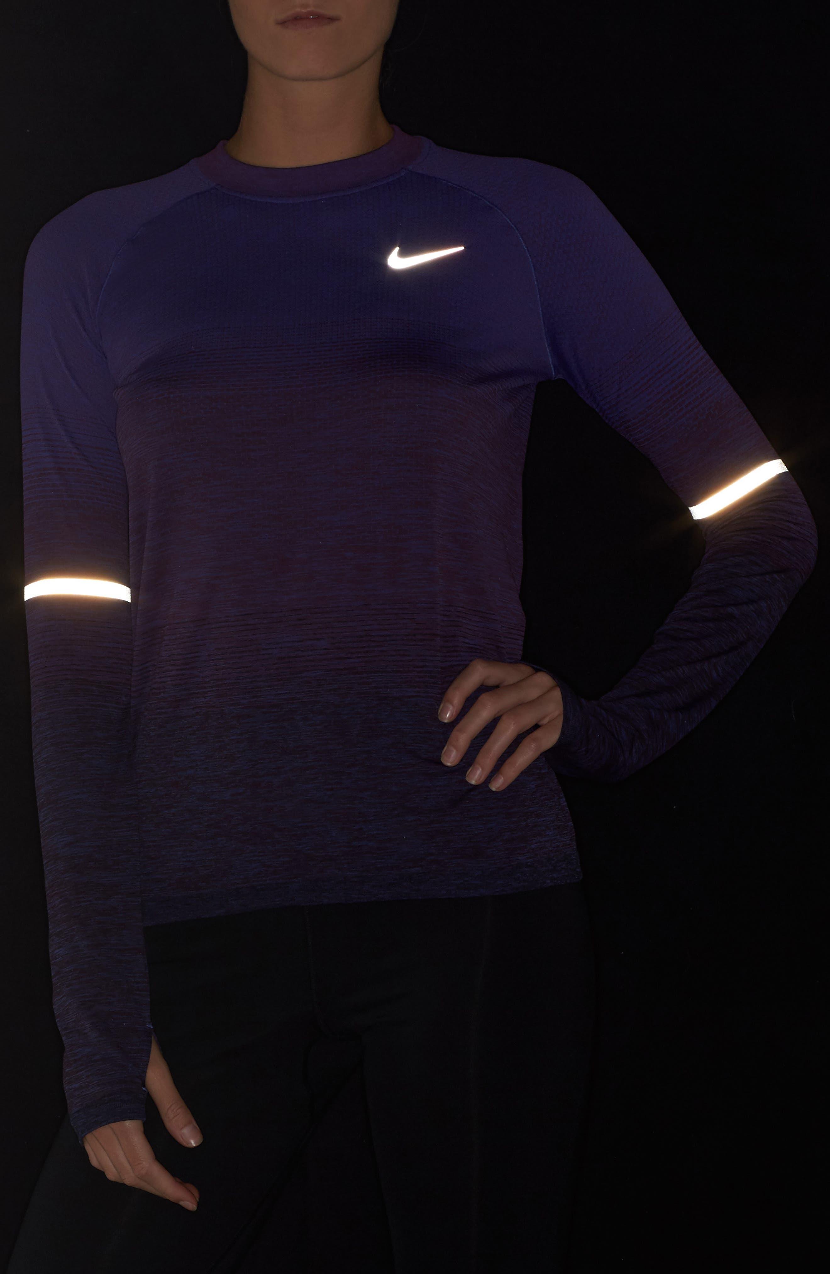 Alternate Image 4  - Nike Breathe Running Top