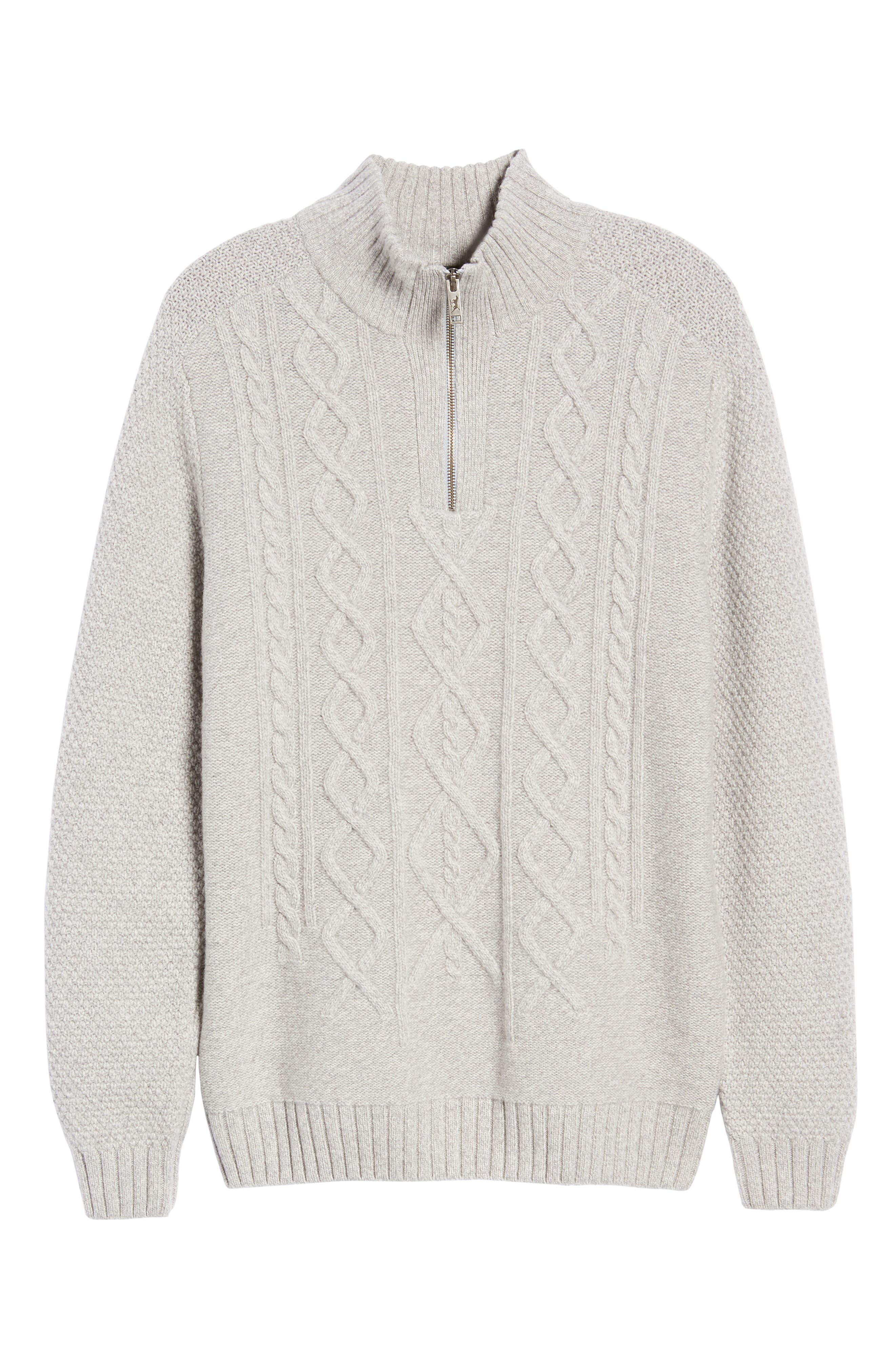 Alternate Image 6  - Rodd & Gunn Cape Scoresby Wool Sweater