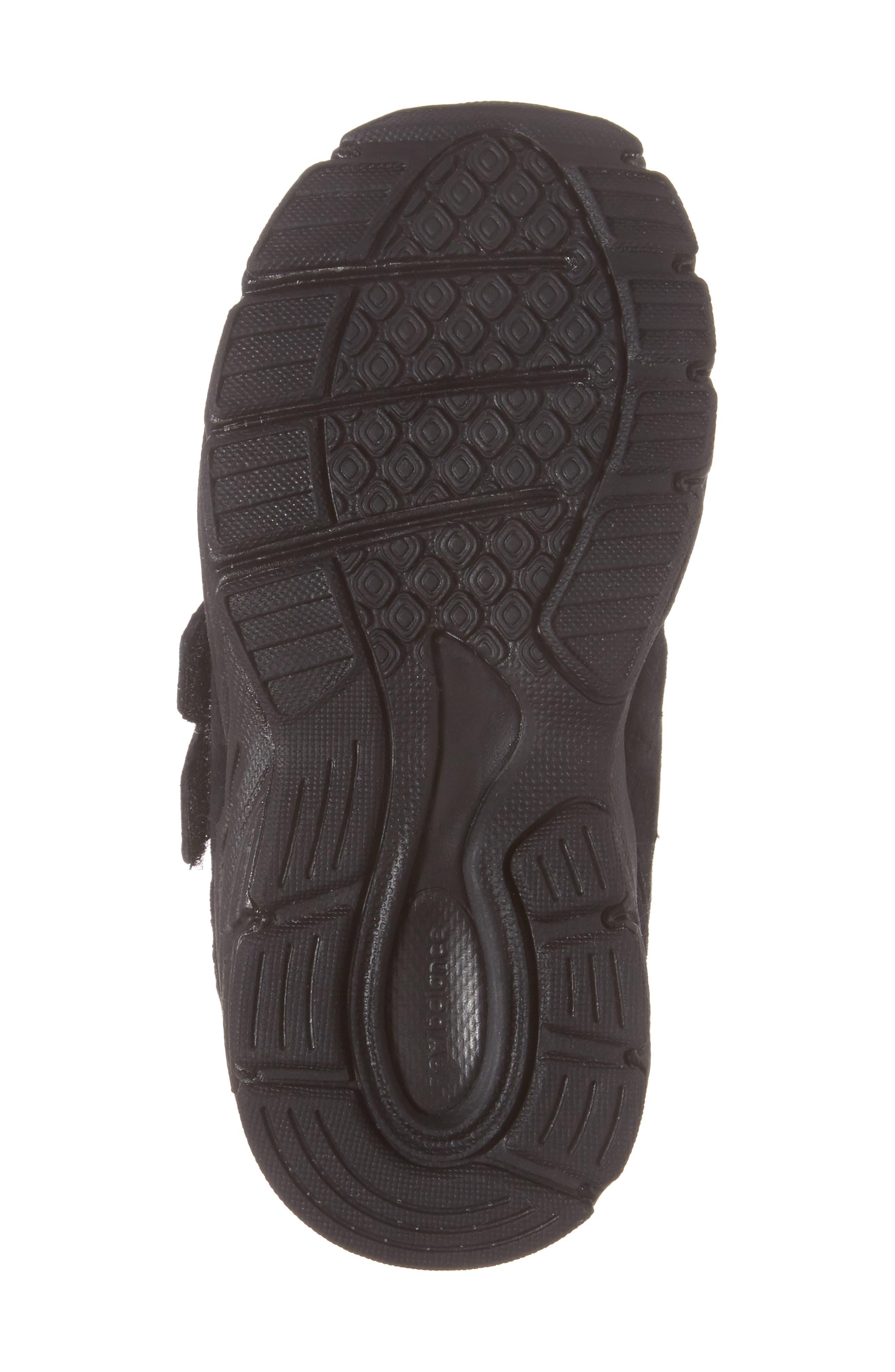 '990v4' Sneaker,                             Alternate thumbnail 6, color,                             Black/ Black