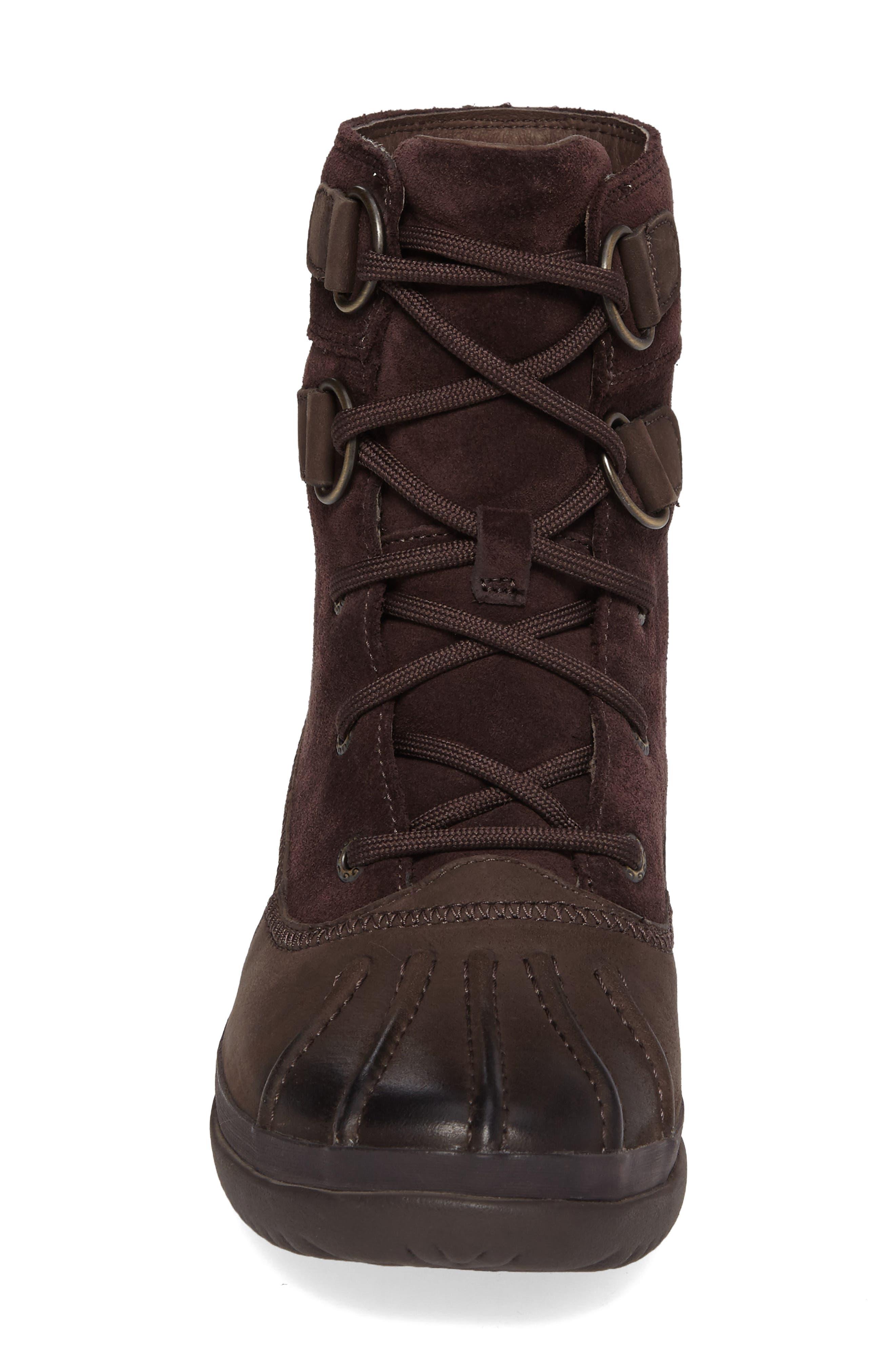 Alternate Image 4  - UGG® Azaria Waterproof Boot (Women)