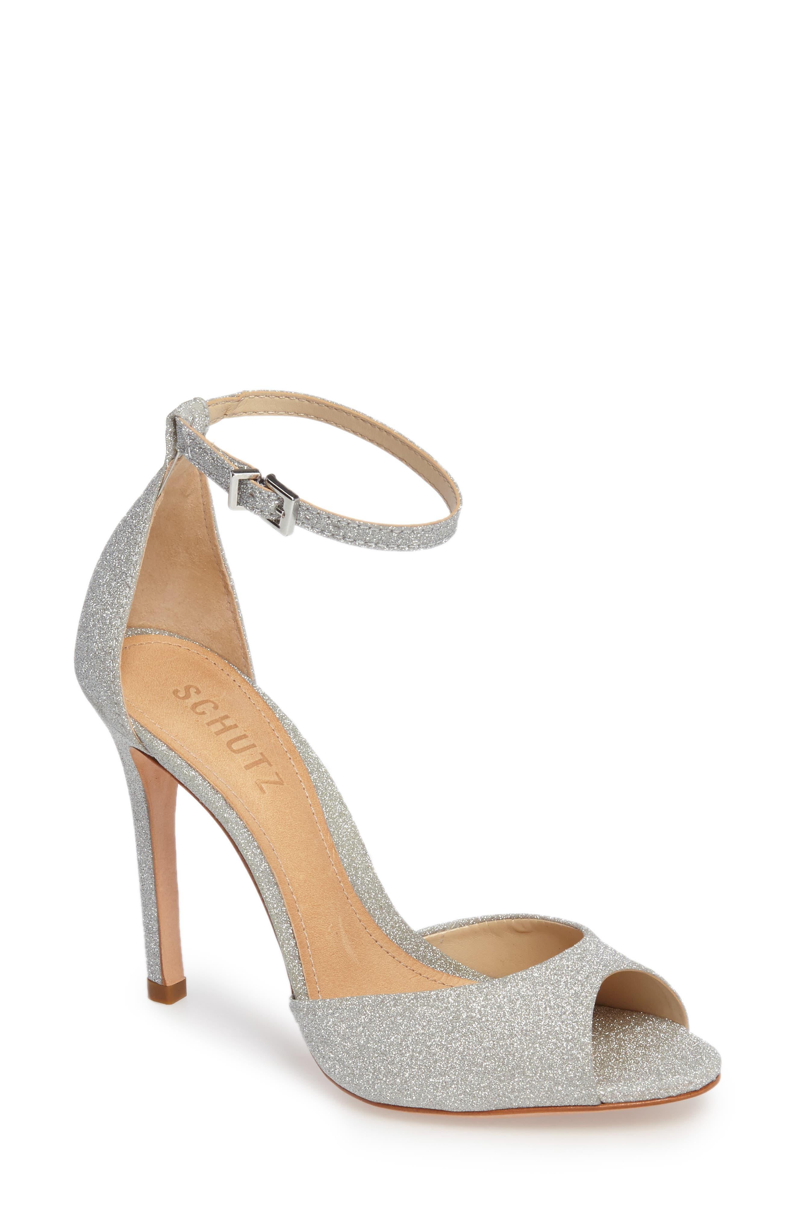 SCHUTZ Saasha Lee Ankle Strap Sandal
