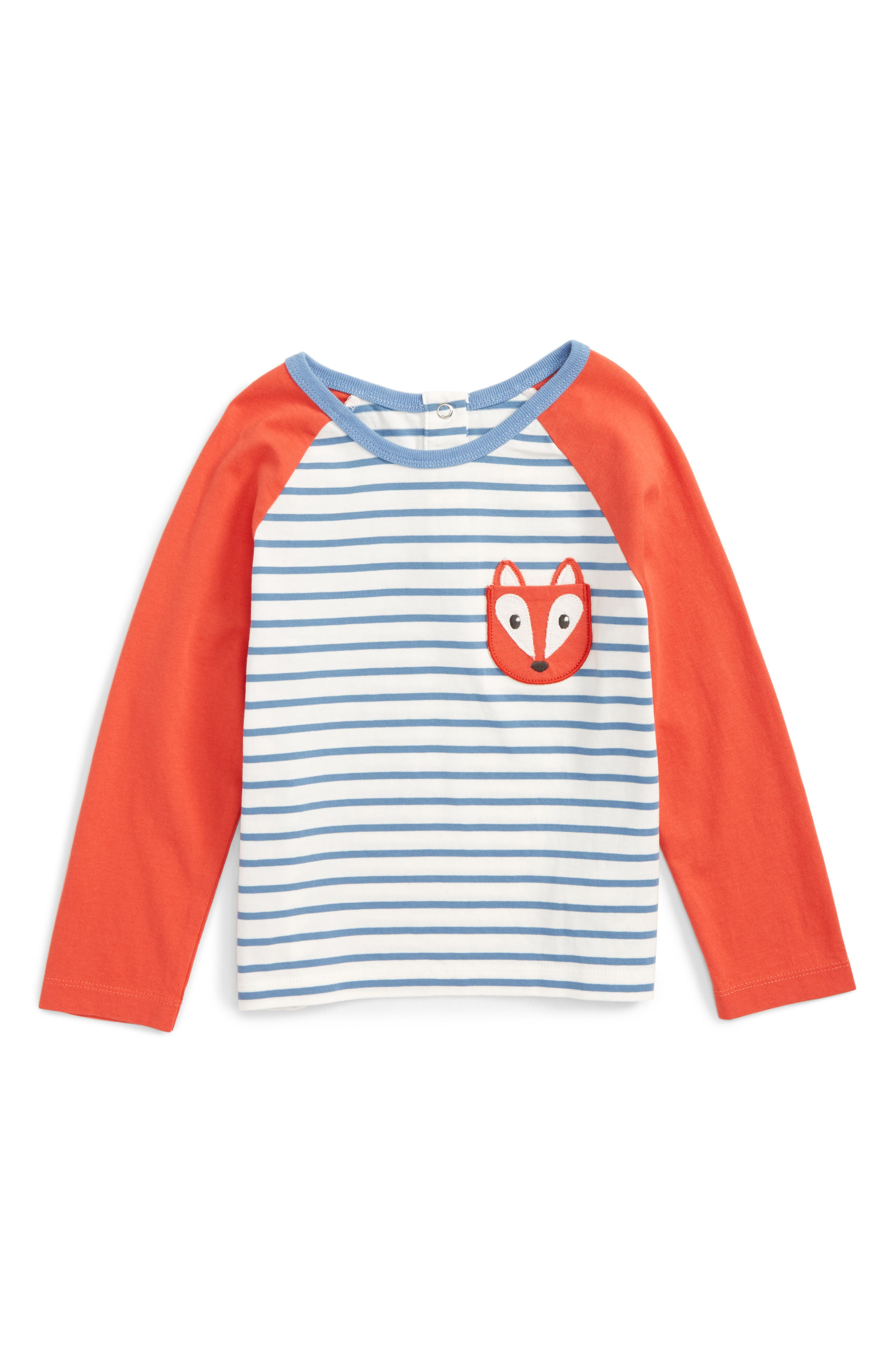 Mini Boden Pocket Pet T-Shirt (Baby Boys & Toddler Boys)