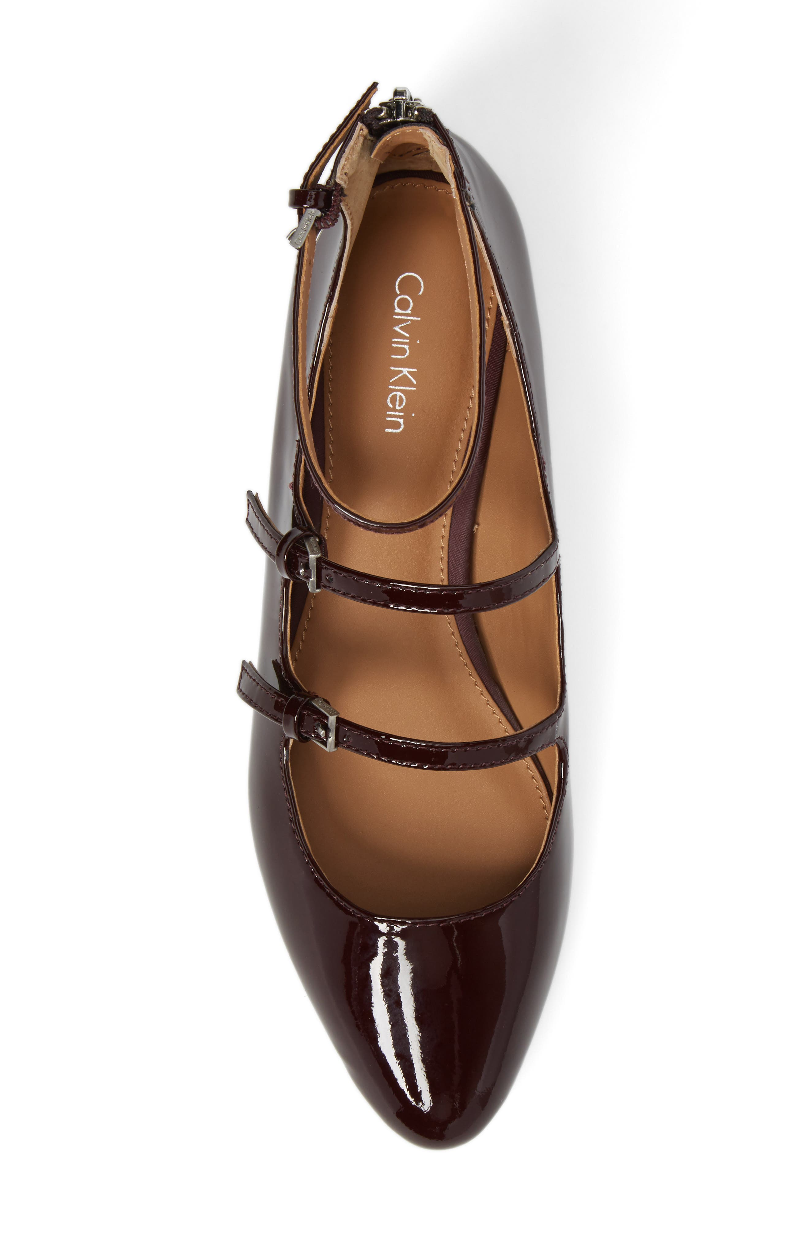 Alternate Image 5  - Calvin Klein Gavinia Strappy Flat (Women)