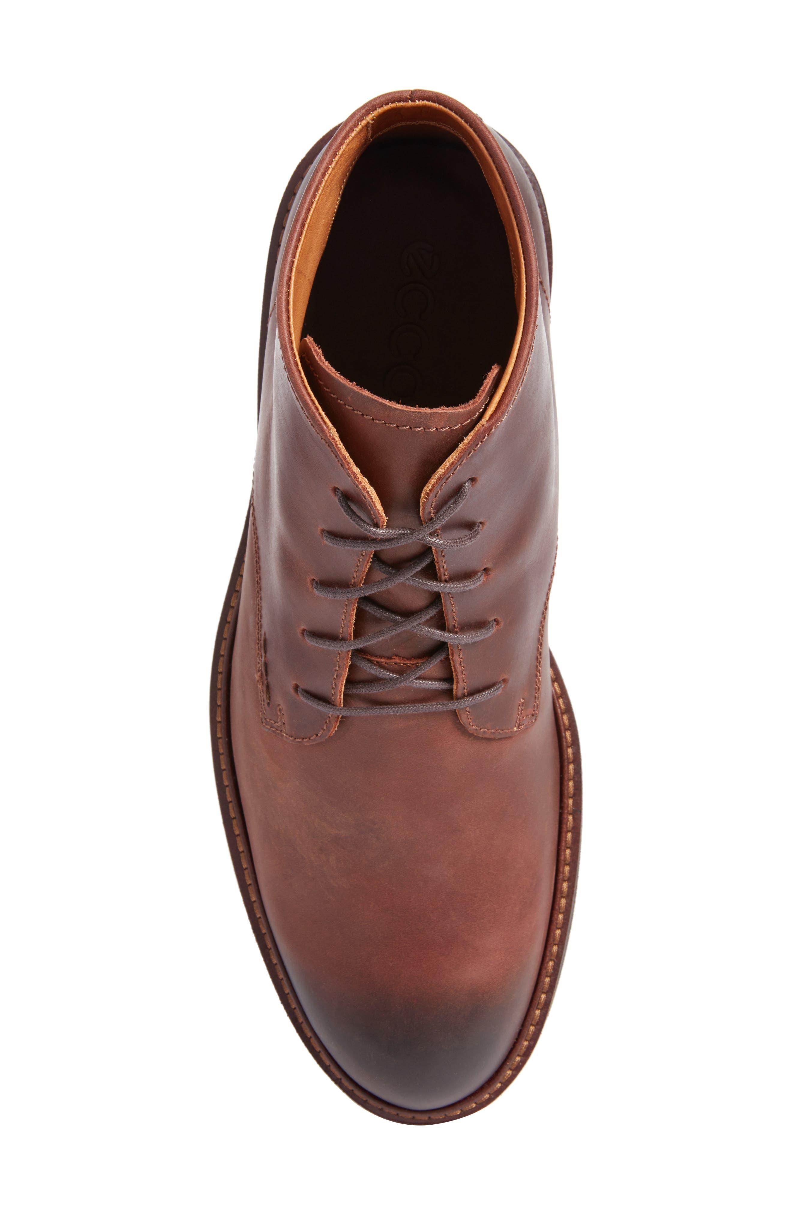 Alternate Image 4  - ECCO 'Kenton' Plain Toe Boot (Men)