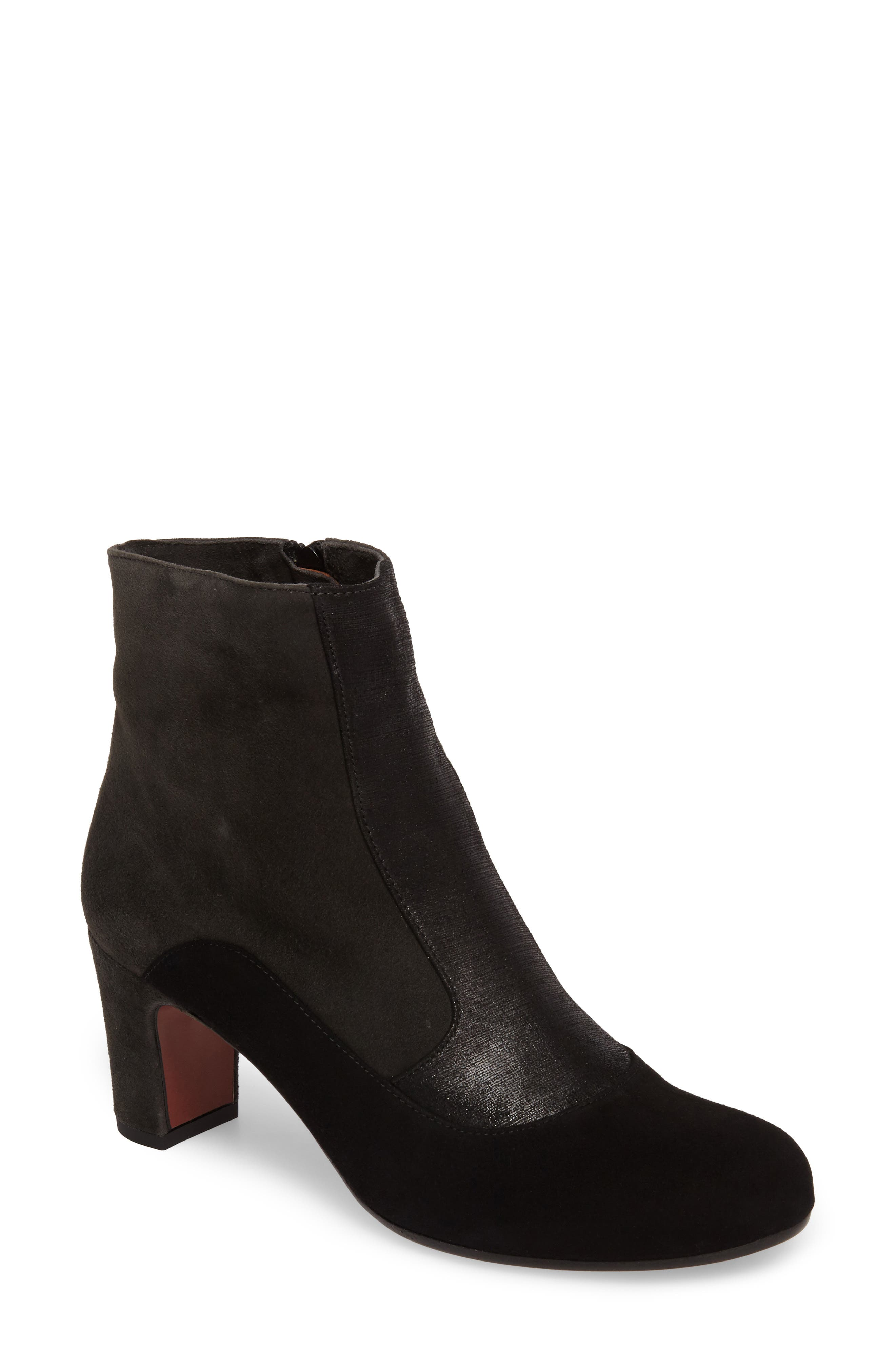 Alternate Image 1 Selected - Chie Mihara Jelus Round Toe Bootie (Women)