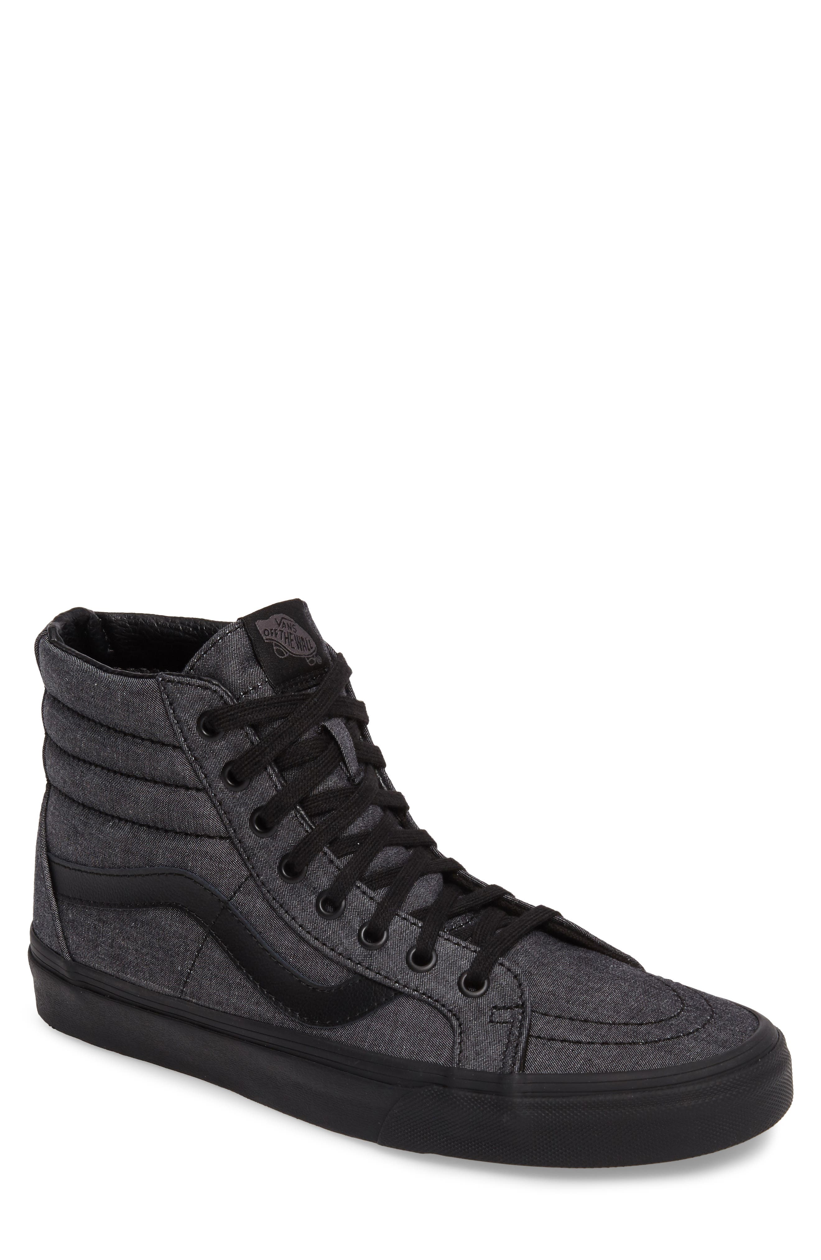 Alternate Image 1 Selected - Vans 'Sk8-HiReissue' Sneaker (Men)