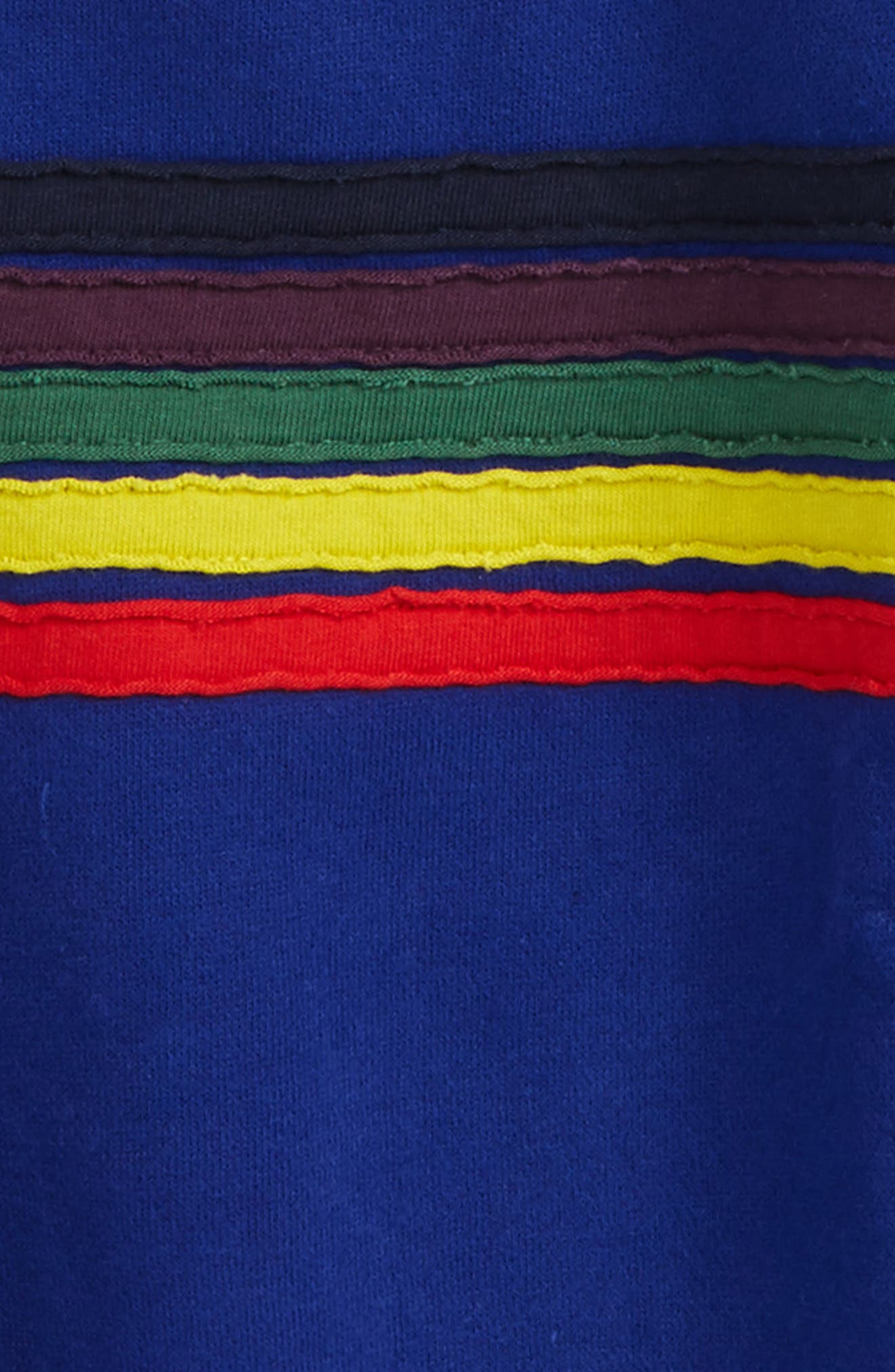 Fun Sweatshirt,                             Alternate thumbnail 2, color,                             Howlin Blue Stripe